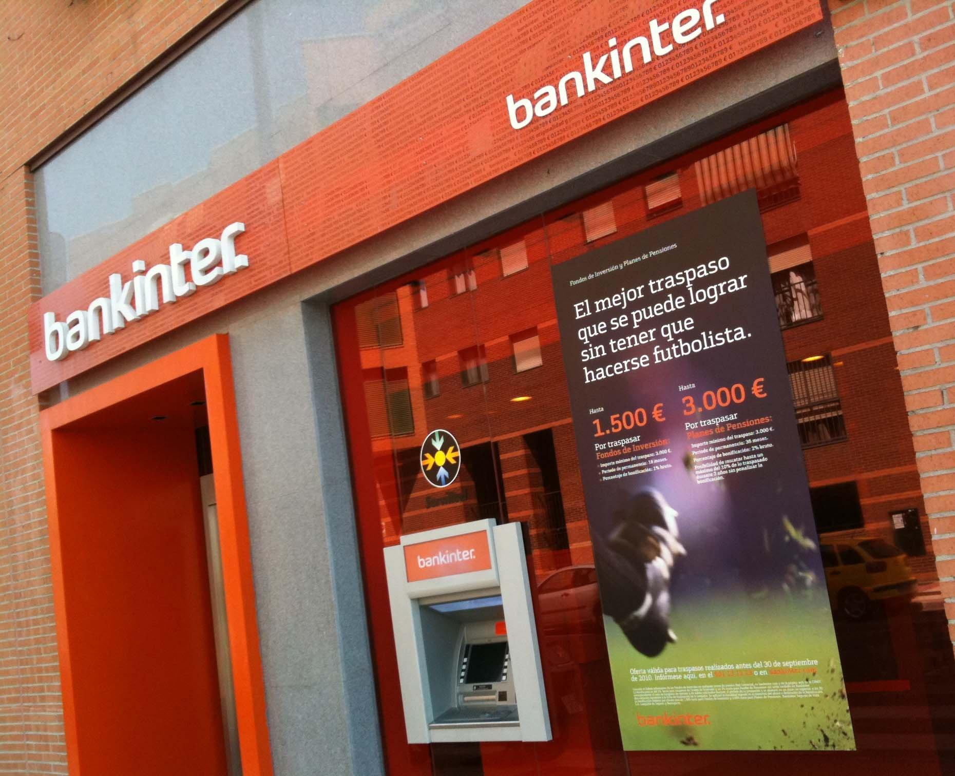 Bankinter amortizará el 10 de octubre una emisión de obligaciones subordinadas por valor de 50 millones