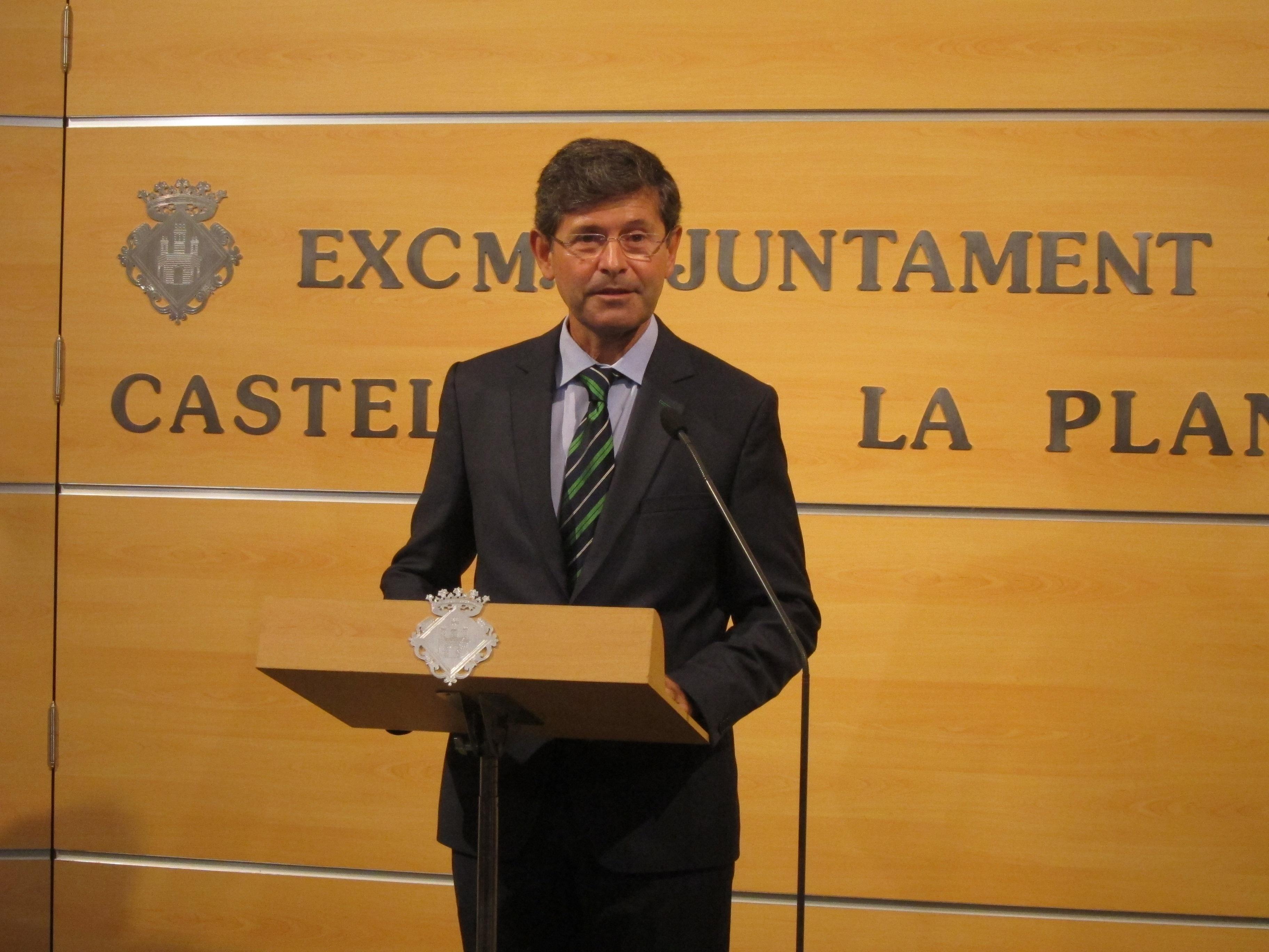 Bataller consigue el «total respaldo» de la Cámara de Comercio y la CEC en contra del recurso de Tarragona