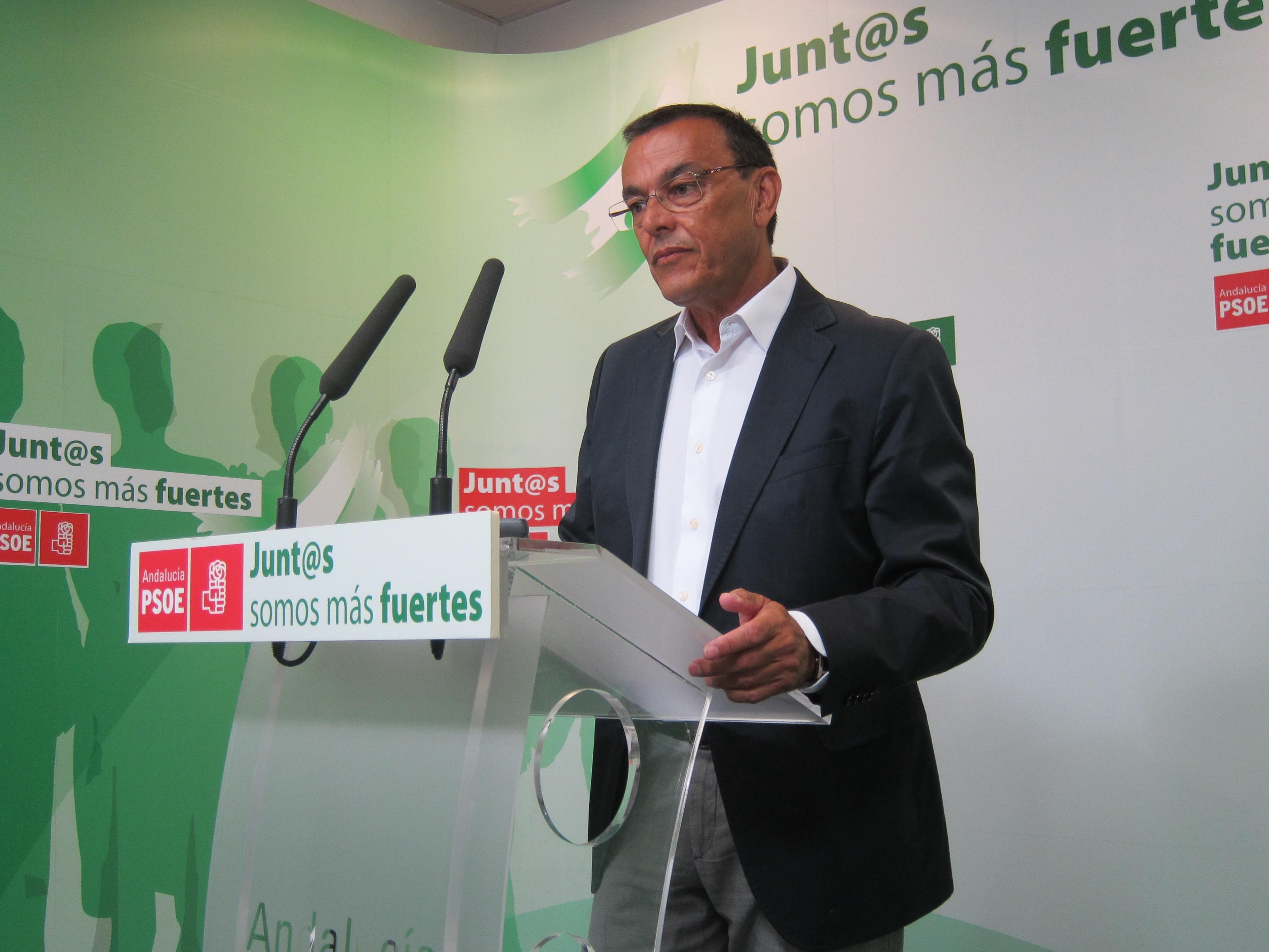 Caraballo asegura que Díaz tiene «las manos libres» para conformar el nuevo Gobierno andaluz