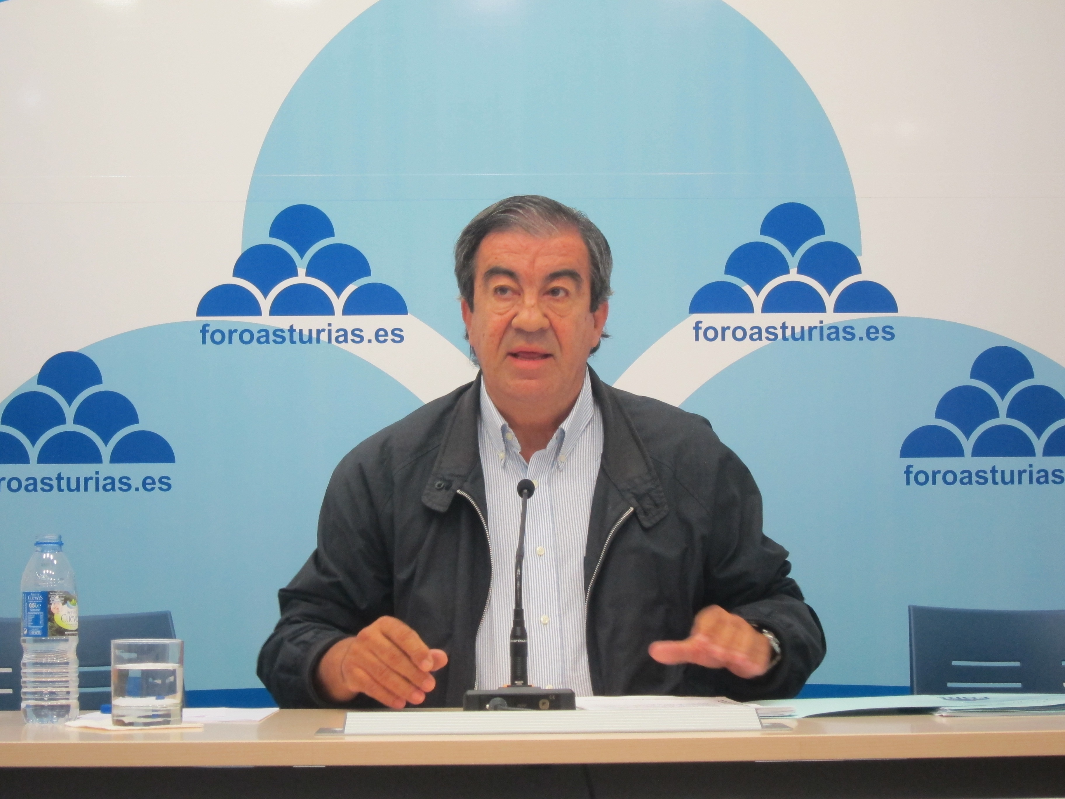 Cascos advierte de que el problema de Gibraltar viene por la debilidad de la política europea del Gobierno de Rajoy