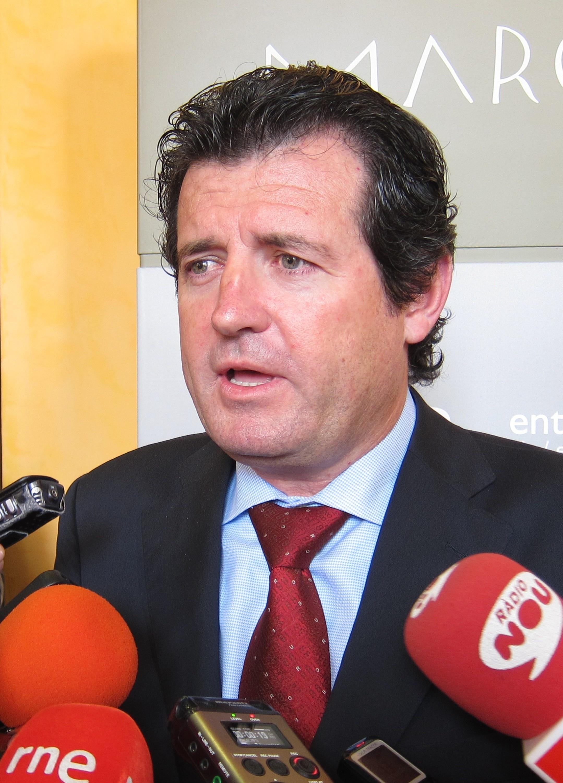 Císcar afirma que la competencia para ejecutar el ERE en RTVV es de la dirección, que tiene sus «servicios jurídicos»