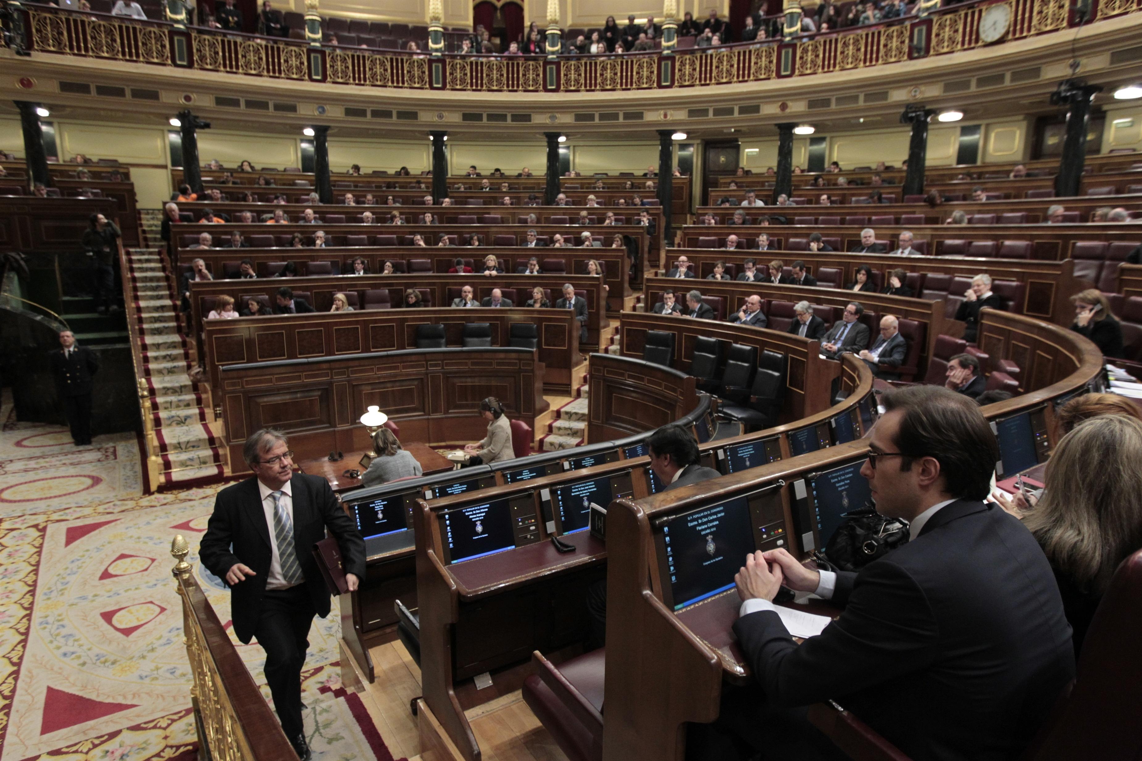 Congreso convalidará el 12 de septiembre el decreto de trabajadores a tiempo parcial, aprobado el pasado día 2