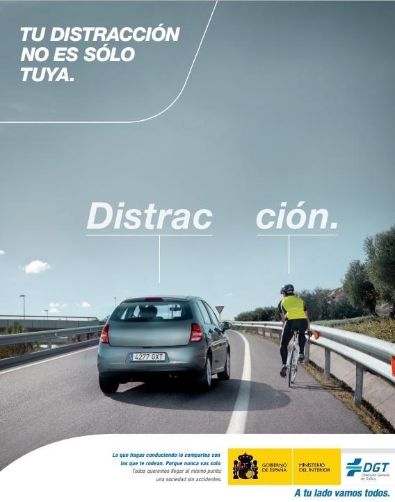 La DGT fomentará el «activismo» de todos por la seguridad vial