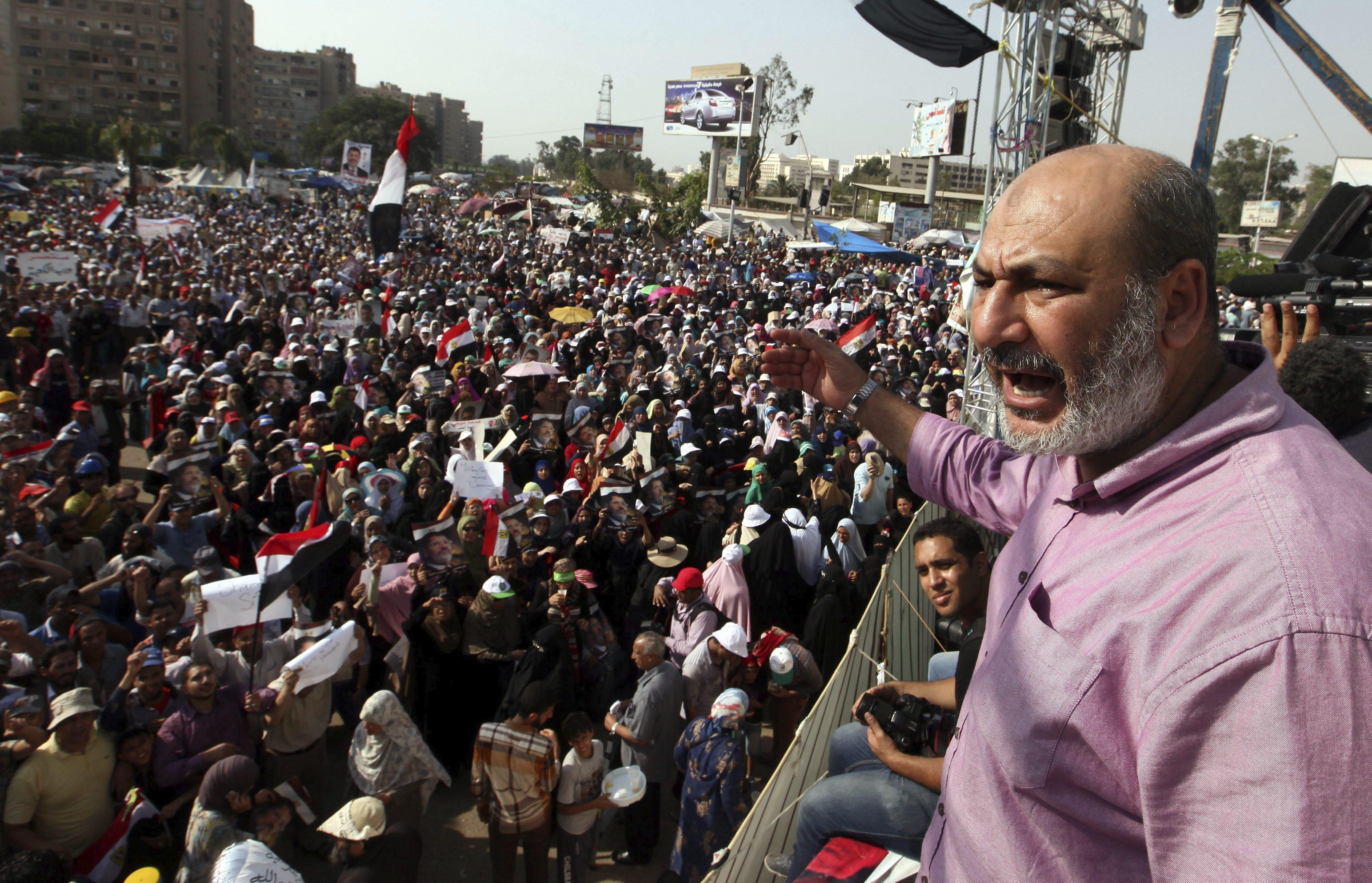 Hermanos Musulmanes piensan en pedir perdón por los errores de Mursi