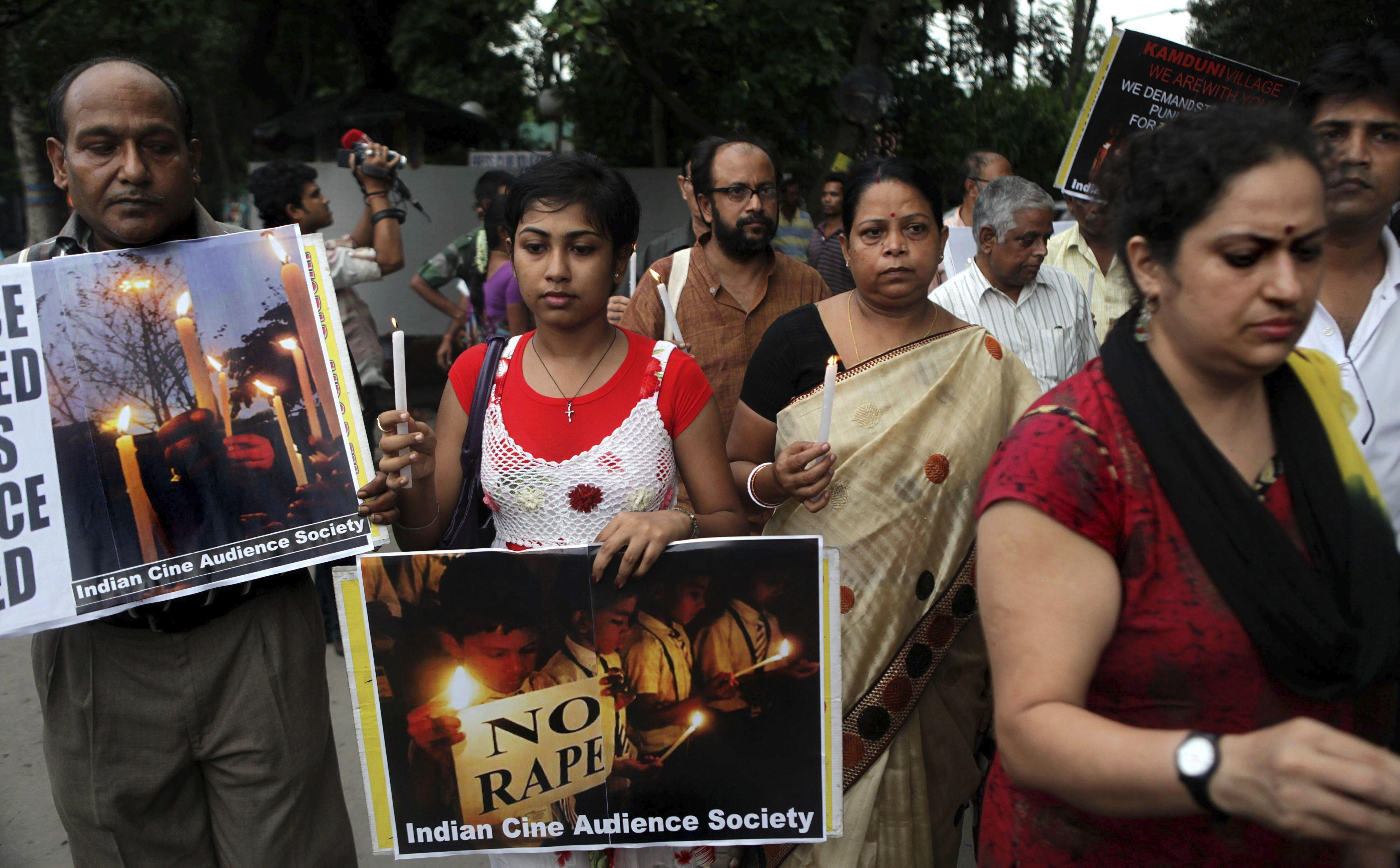 Detenido un profesor por violar supuestamente a 14 niñas en la India