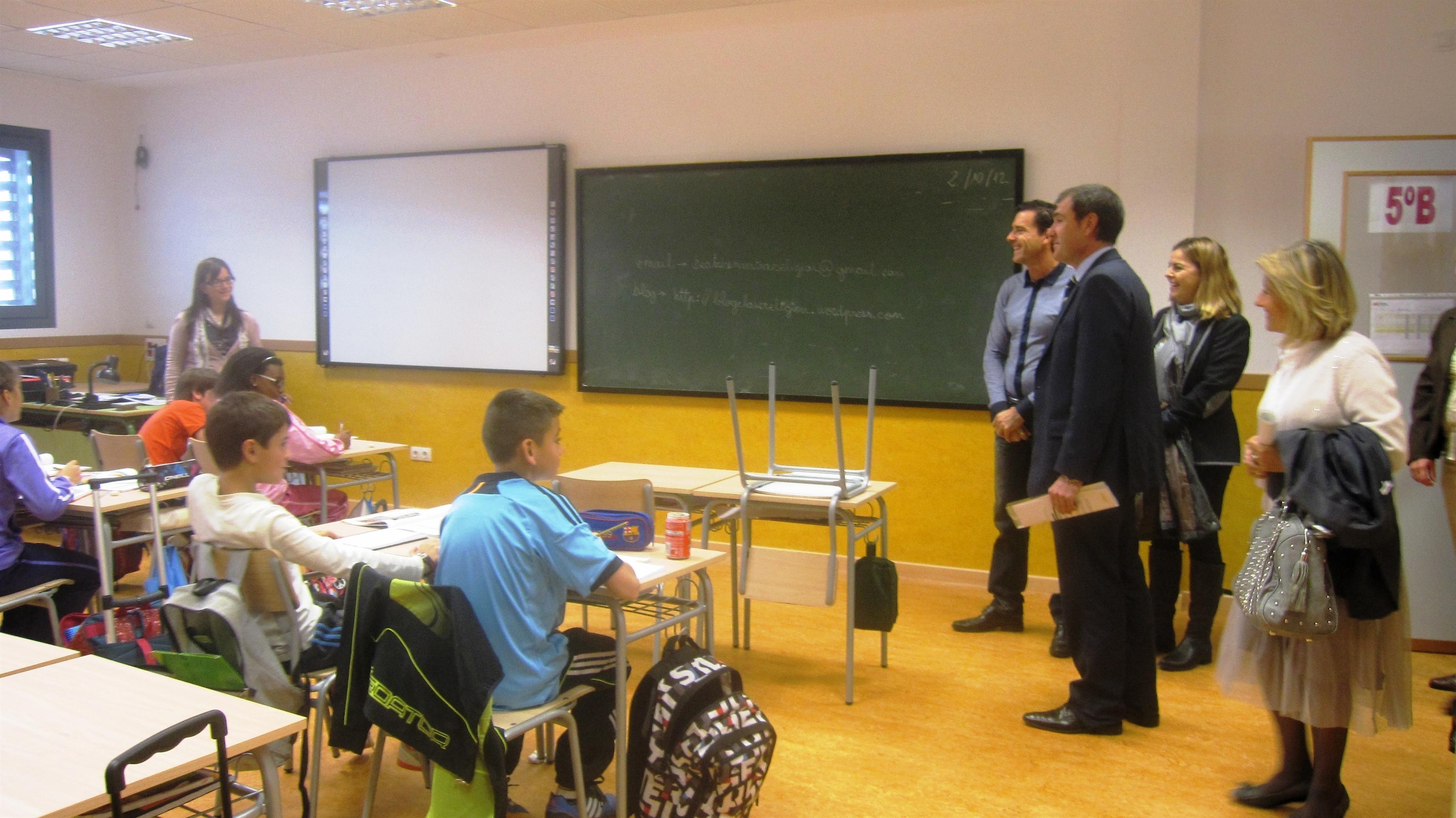 FETE UGT Aragón denuncia la precarización «cada vez mayor» de los maestros interinos