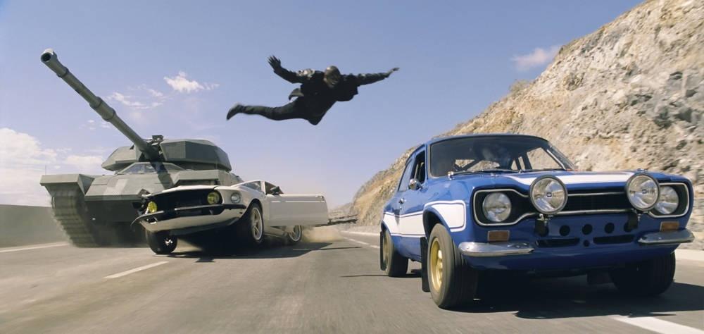 »Fast and Furious 6», rodada en Tenerife, segunda película más taquillera de Universal