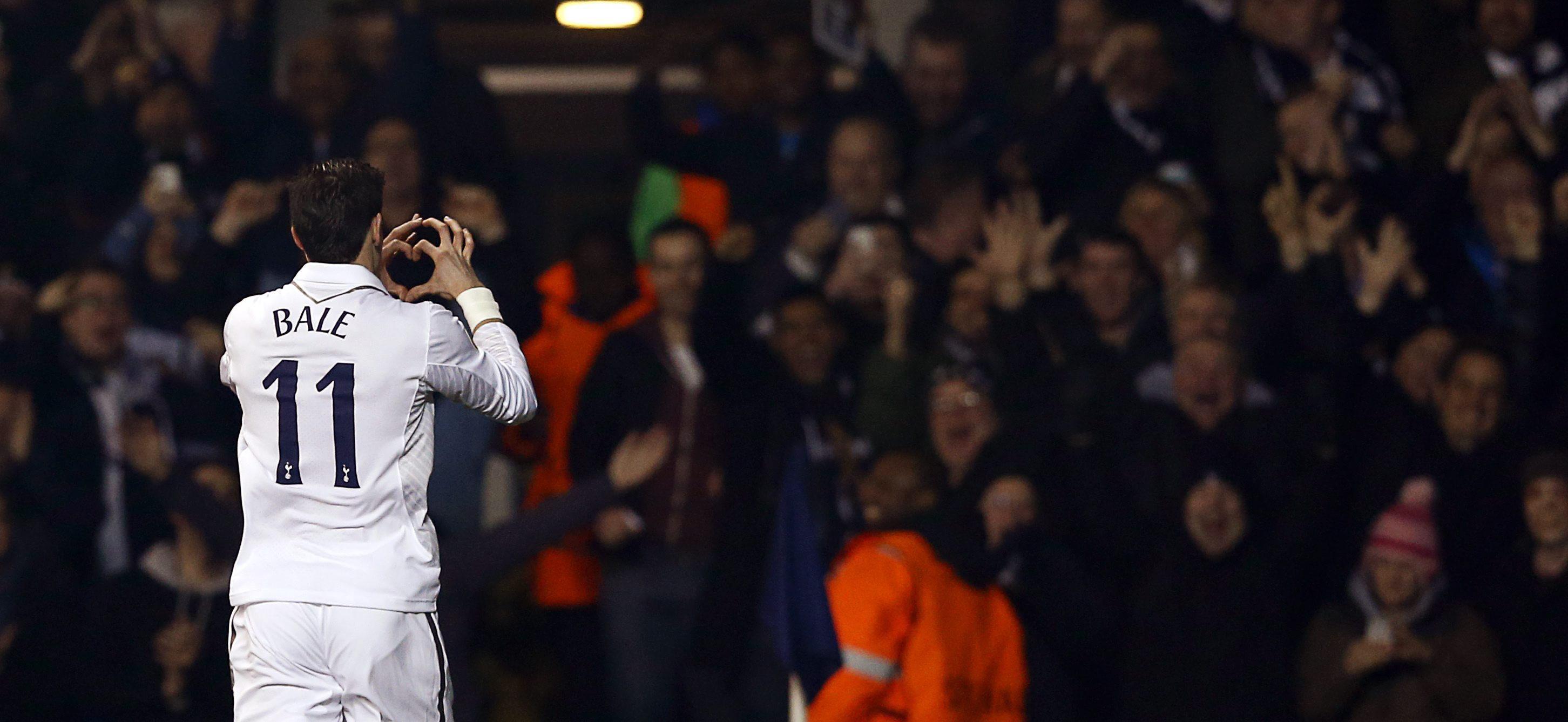 Gareth Bale falta al entrenamiento del Tottenham y es convocado para jugar con Gales