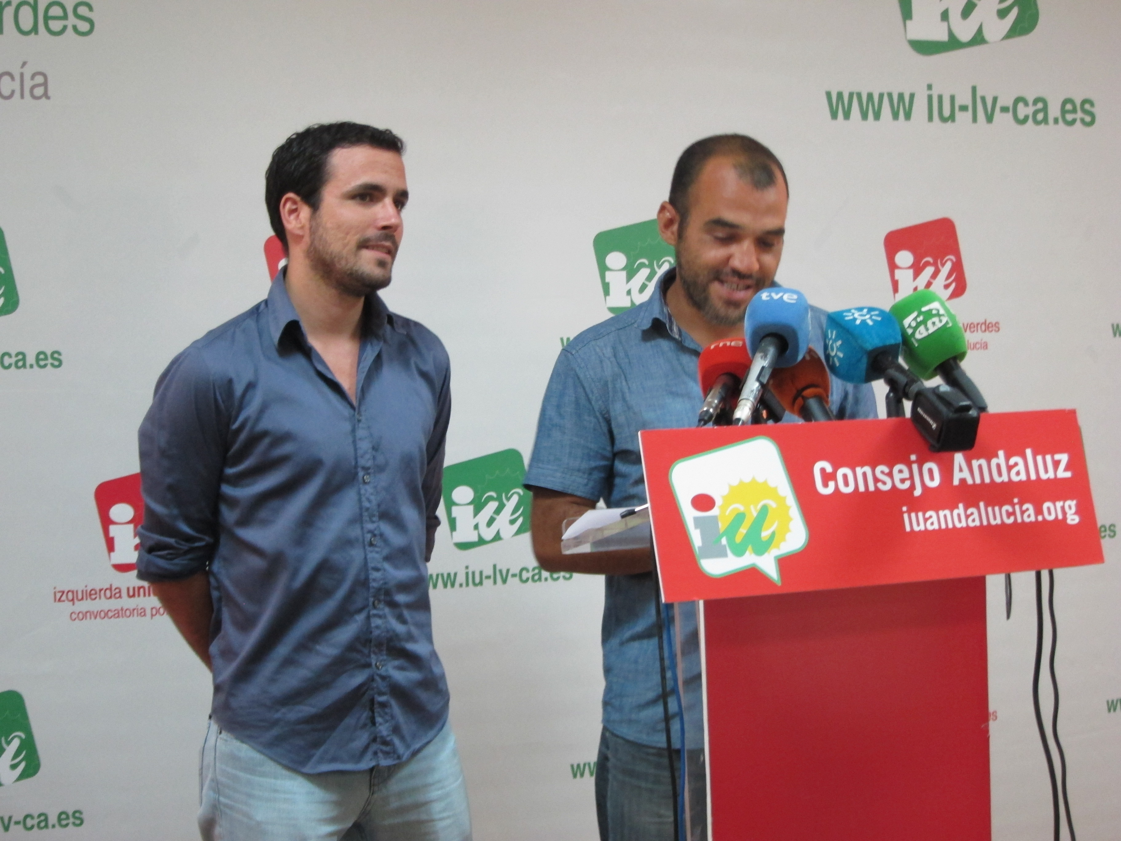 IULV-CA pide «acelerar» el trabajo legislativo una vez «sacado del Gobierno andaluz el asunto de los ERE»