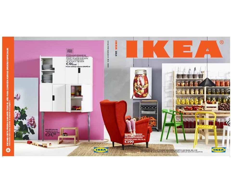 Ikea mantiene su política de precios bajos y reduce el precio de 473 referencias en el Catálogo 2014