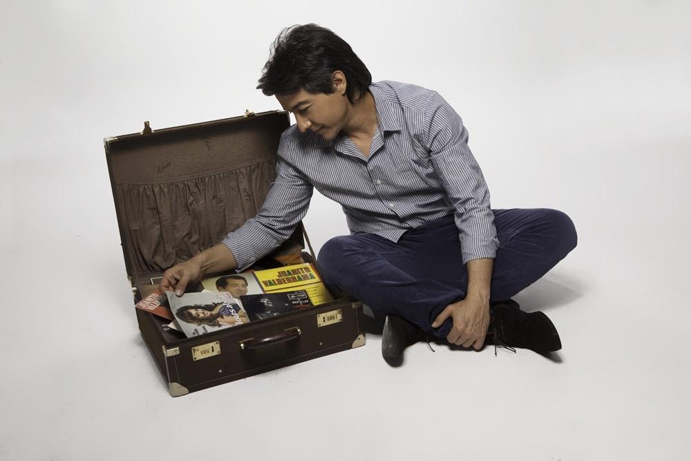 Juan Valderrama presenta este jueves en el Auditorio de Águilas »Diez años sin Play back»