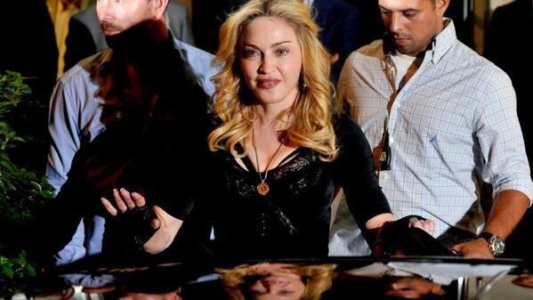 Madonna: La celebrity que más dinero gana, 90 millones de euros
