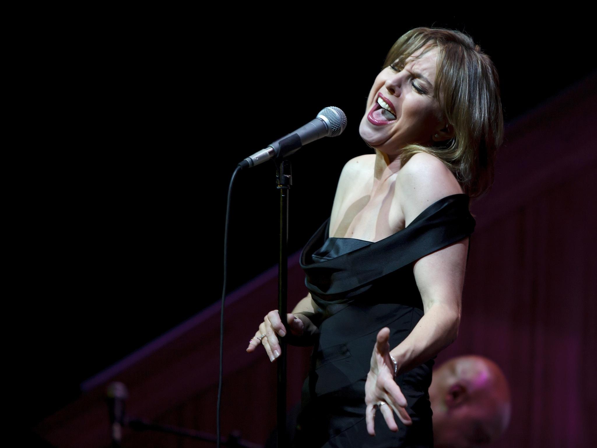 Natalia Dicenta repasará este viernes en el Bogui Jazz el repertorio de su último álbum, que combina jazz, soul y folk
