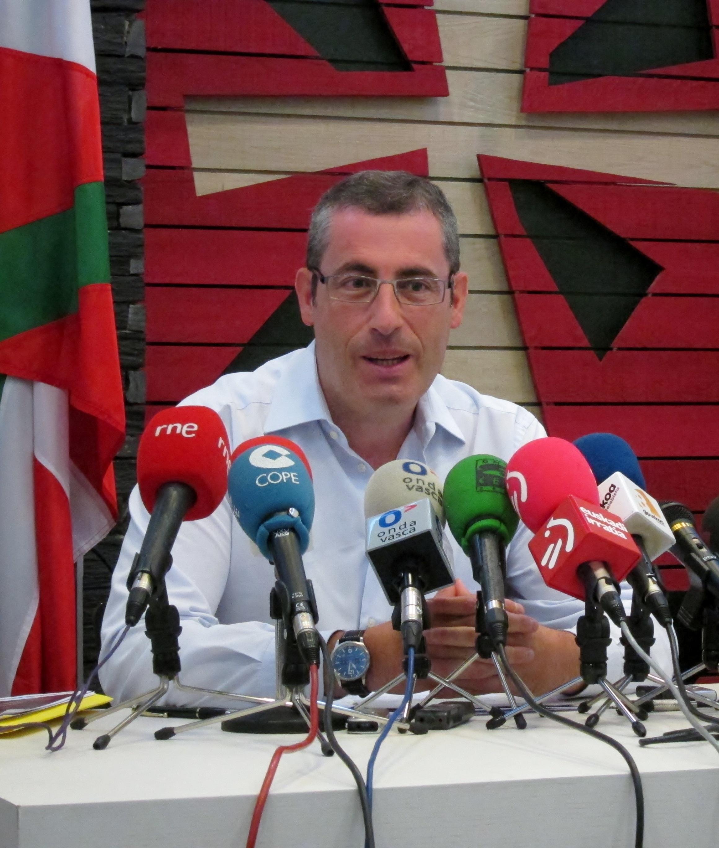 PNV de Gipuzkoa acusa a Ugarte de «mentir» y de «estar obsesionada con el enfrentamiento»