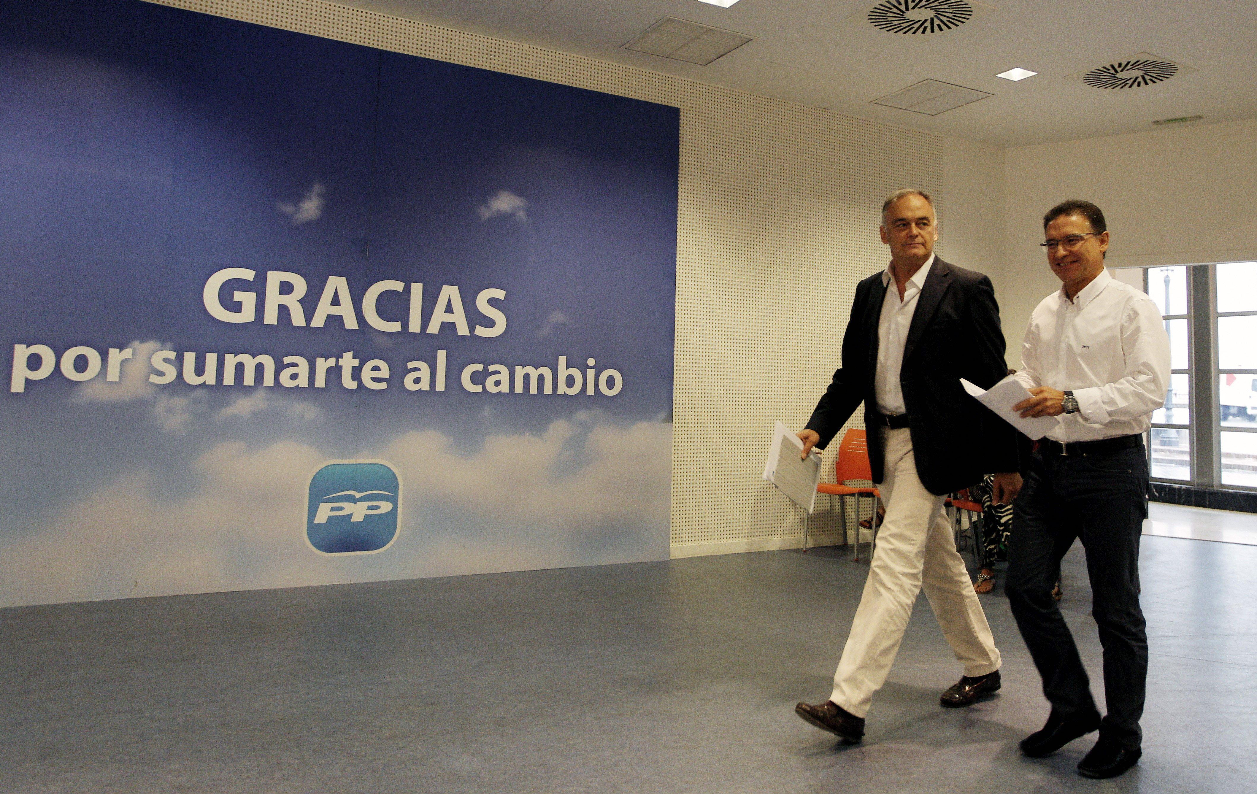 El PP ve «comprensible» que el Parlamento no investigue el caso Bárcenas
