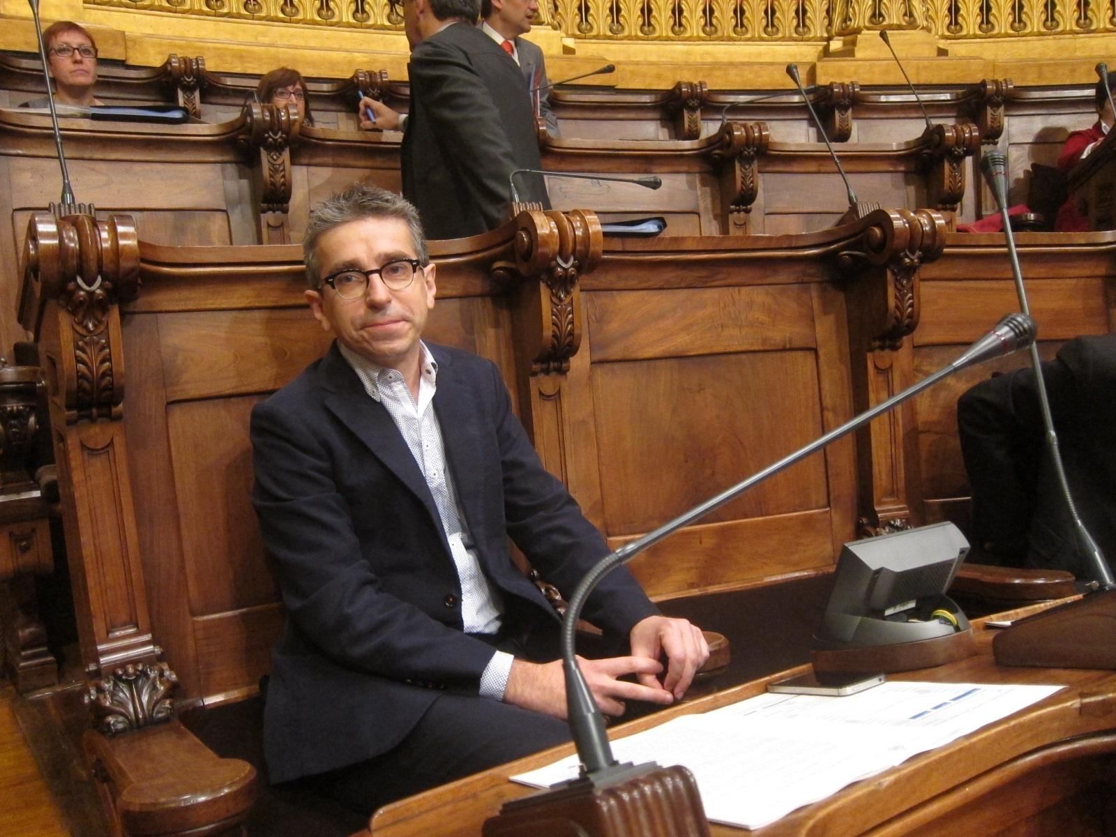 El PSC de Barcelona critica que la dirección del partido recurra al «ataque personal» contra los críticos