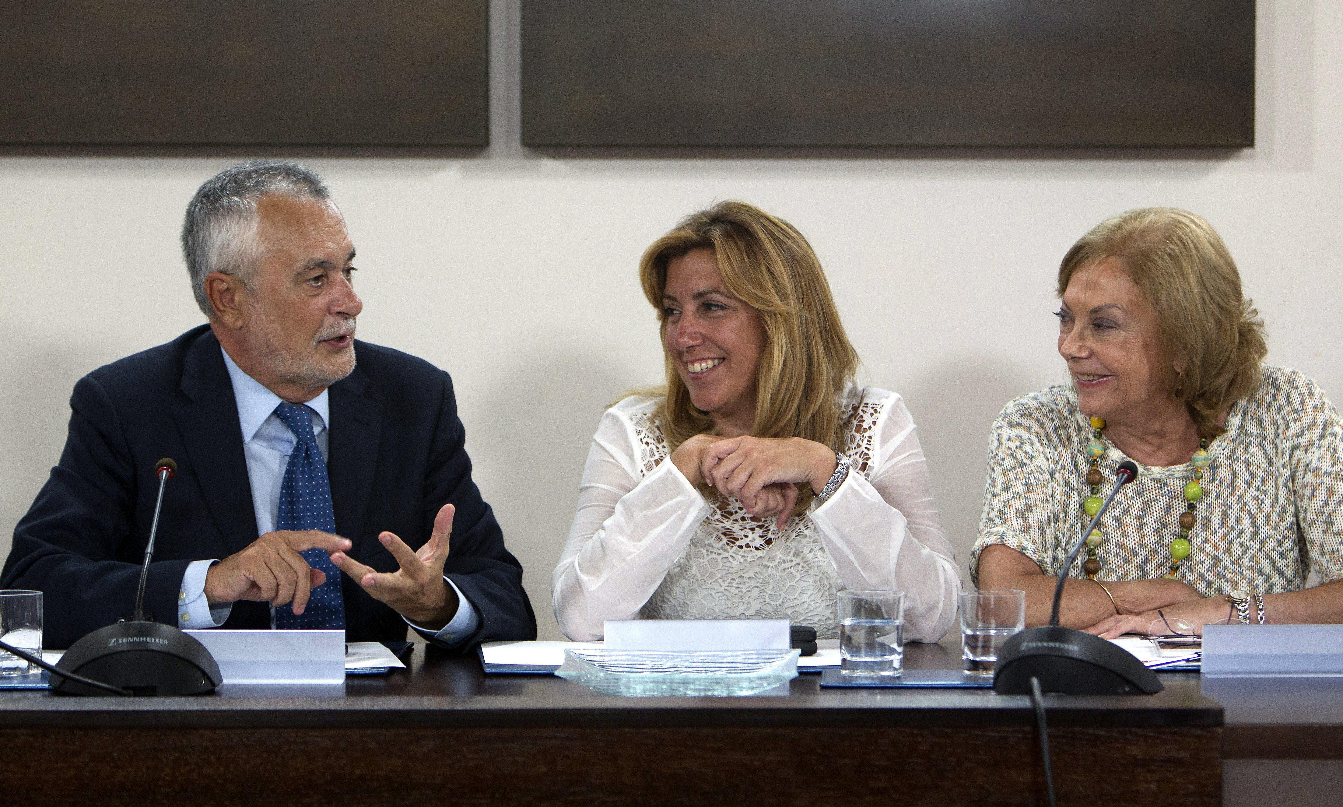 El PSOE-A ratifica hoy la candidatura de Díaz a la presidencia andaluza