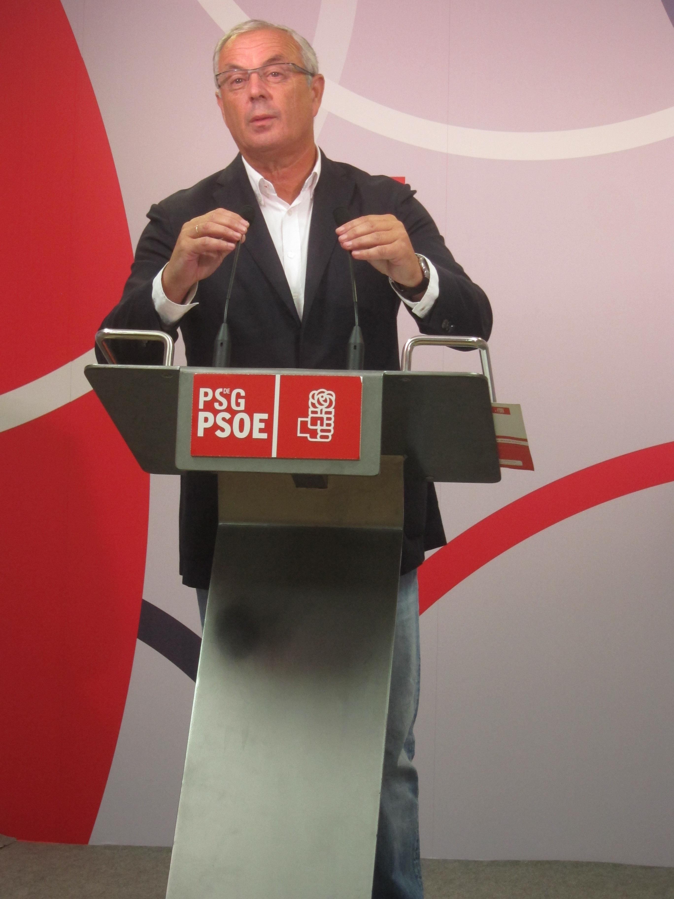 El PSdeG pide a Feijóo «humildad» para pactar un diseño «rentable» del monte y así frenar esta «eterna plaga»