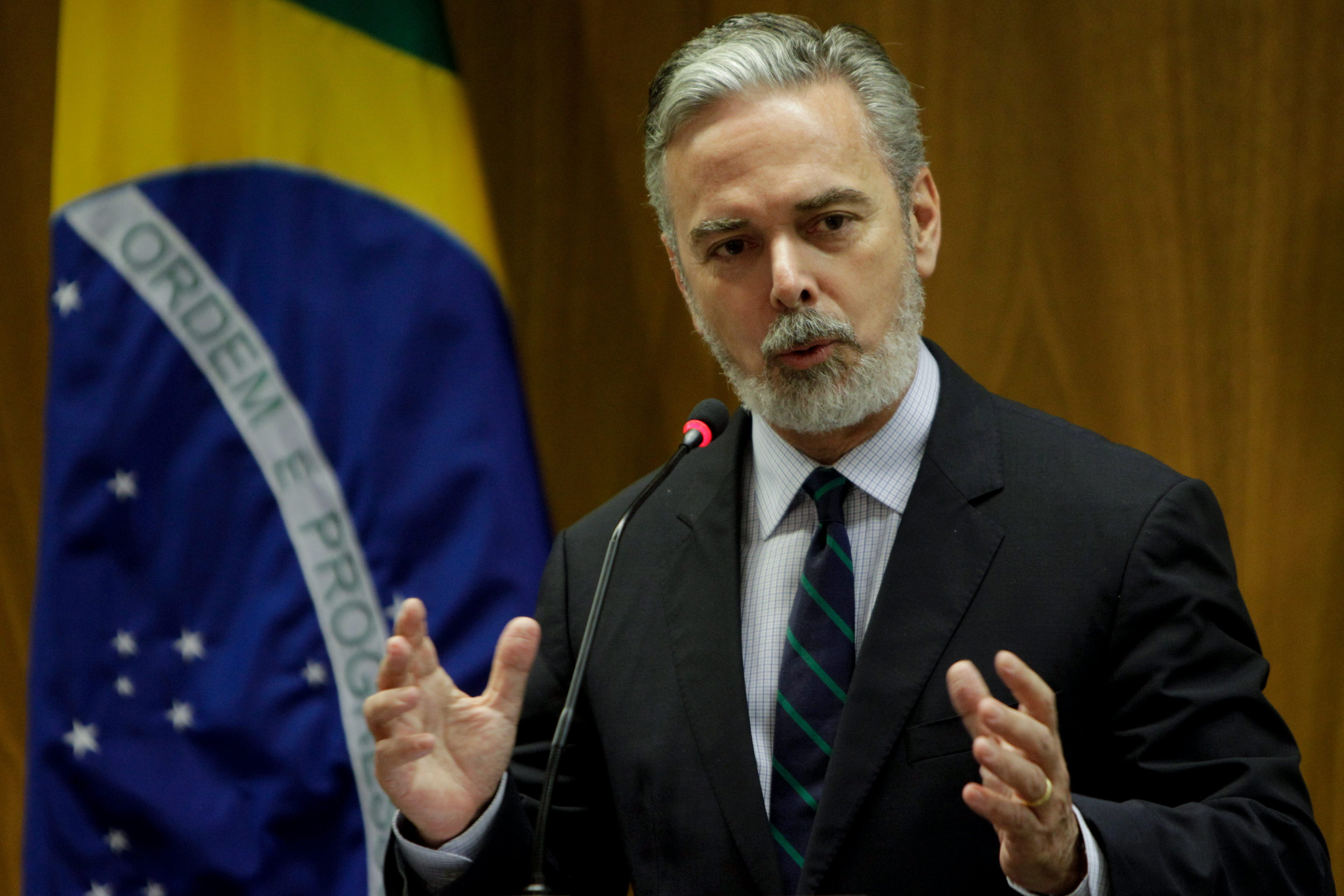 Morales pide a Brasil «devolver» al senador Pinto a la Justicia boliviana