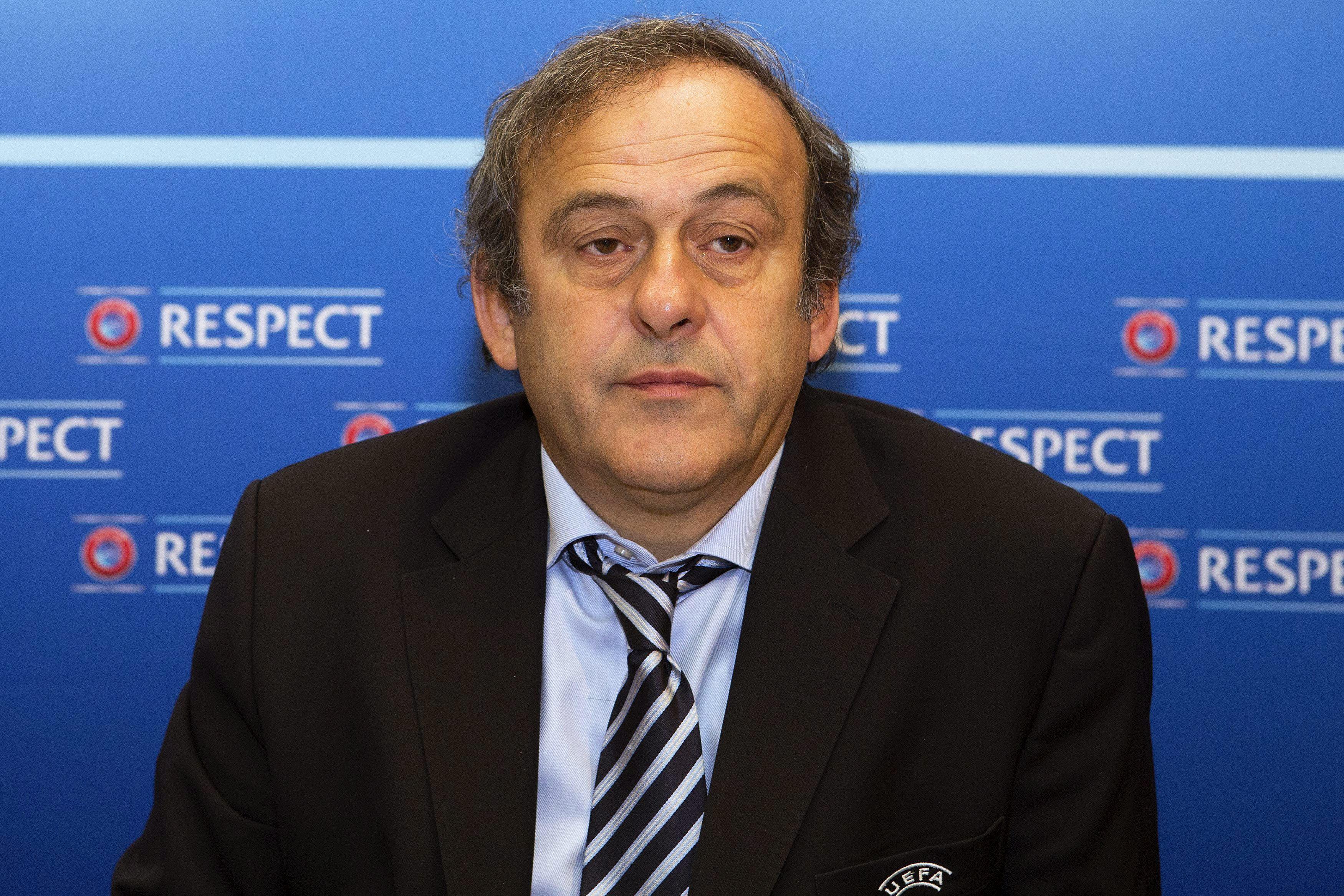 Platini no ve mal que el Real Madrid pague 100 millones por Bale, si puede