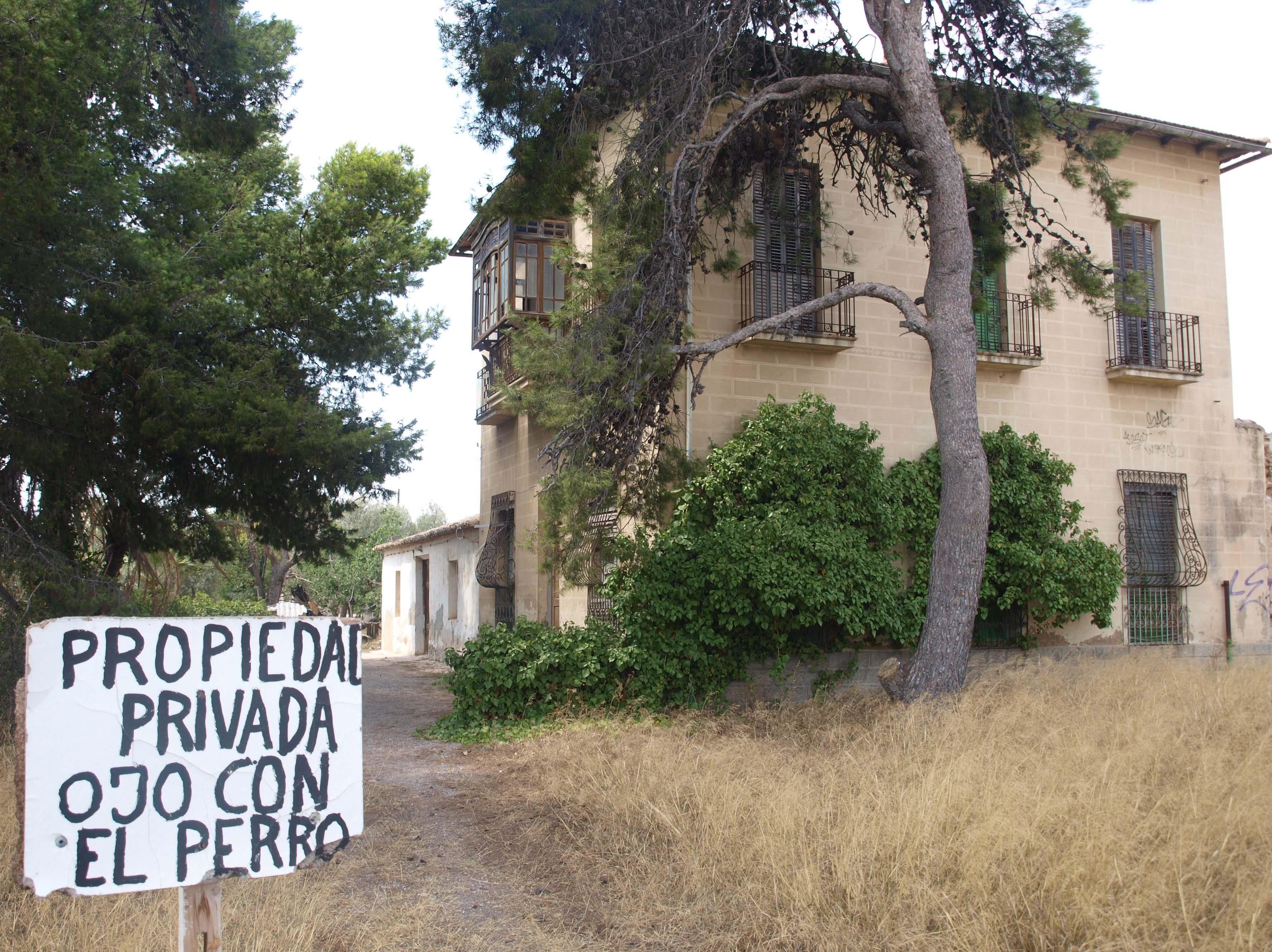 San Vicente insta al dueño de un caserón del siglo XIX a restaurarlo tras su catalogación como Bien Protegido
