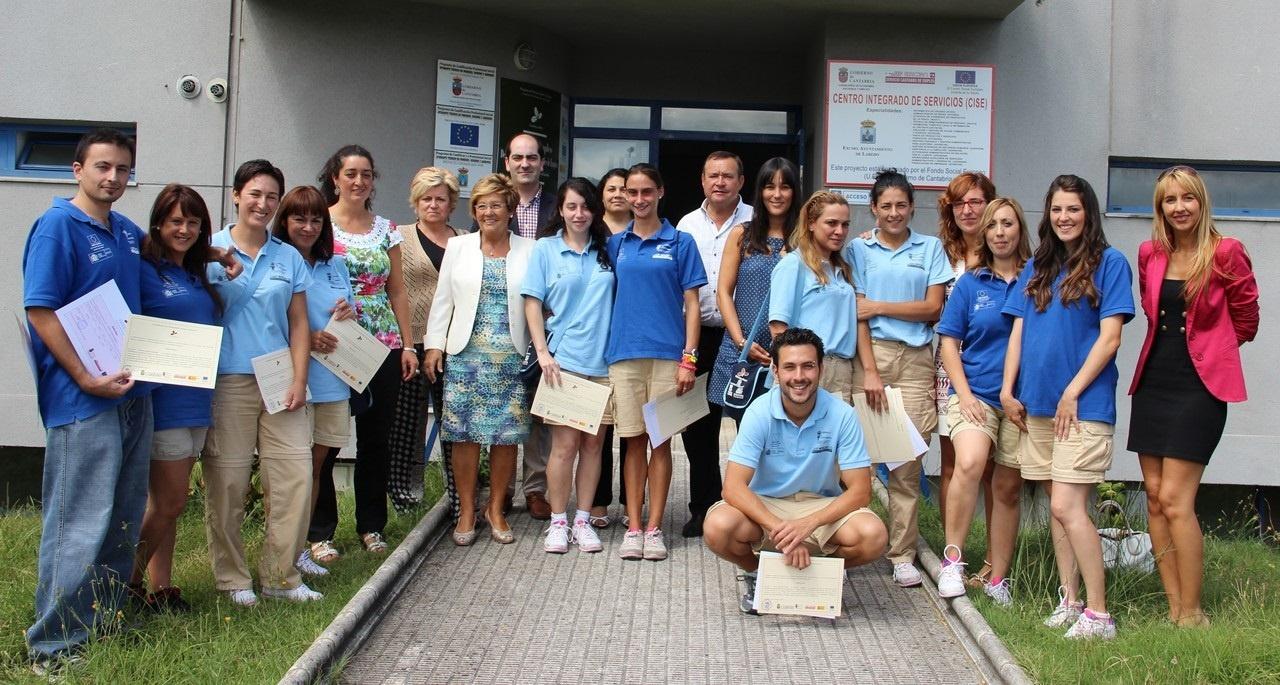 El Taller de Empleo se clausura con 11 proyectos de empresa en el sector del ocio juvenil y el turismo