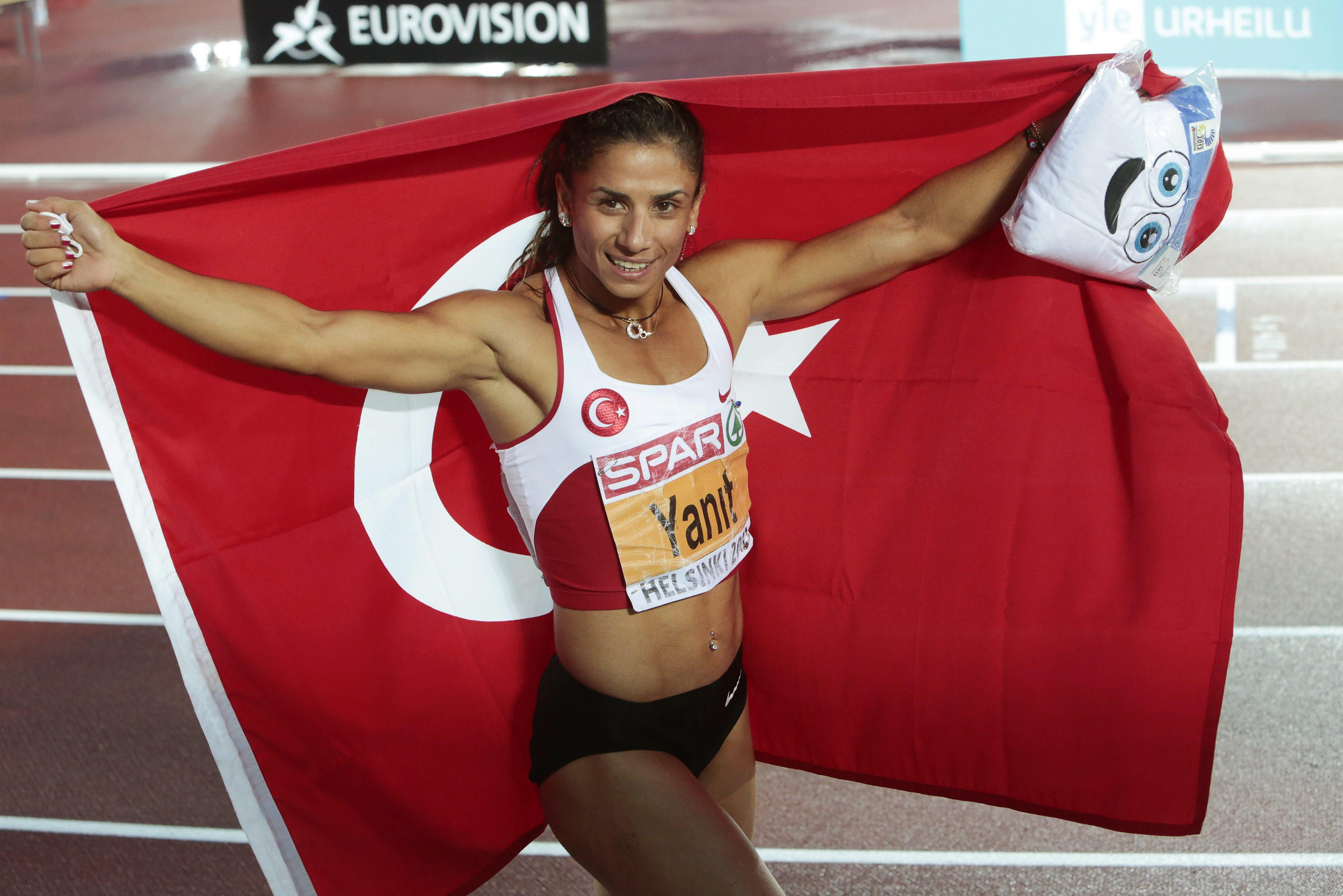 Turquía suspende por dopaje a la campeona europea de 100 metros vallas