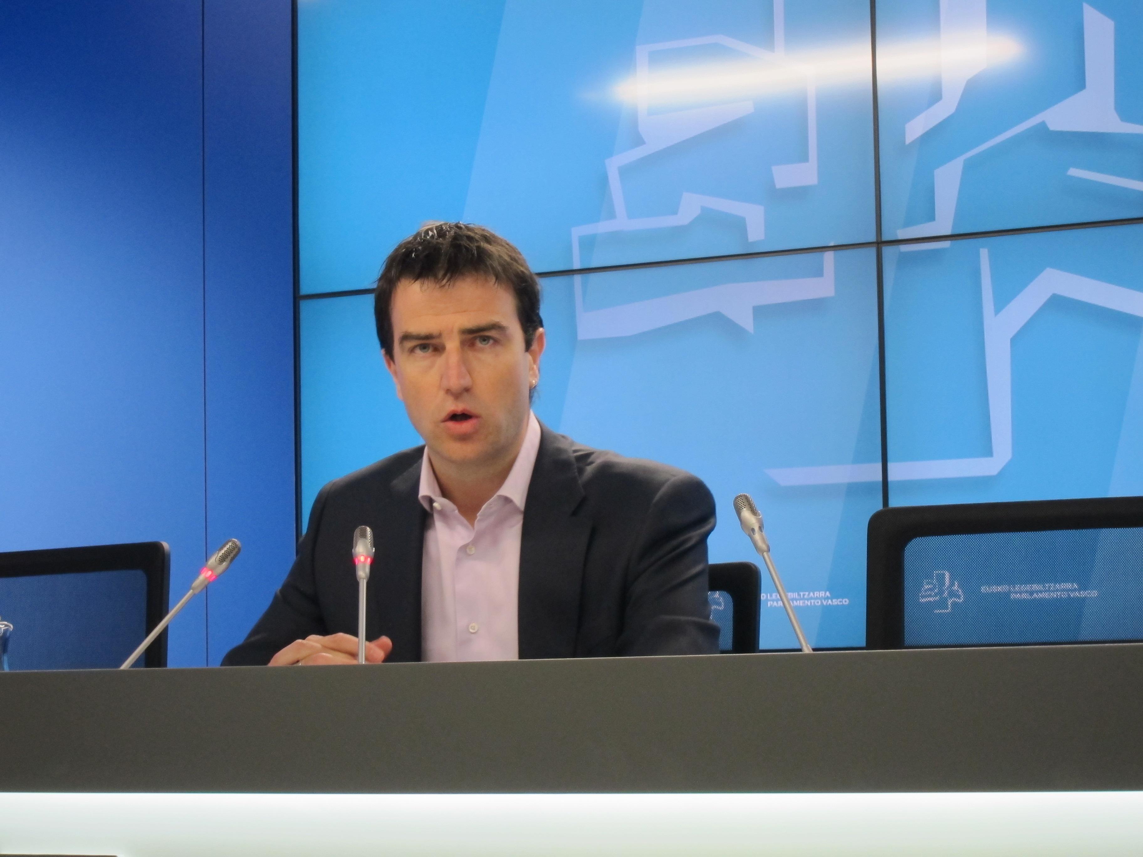 UPyD cree que el acuerdo sobre fiscalidad entre PNV y PSE «no acometerá las reformas estructurales que Euskadi necesita»