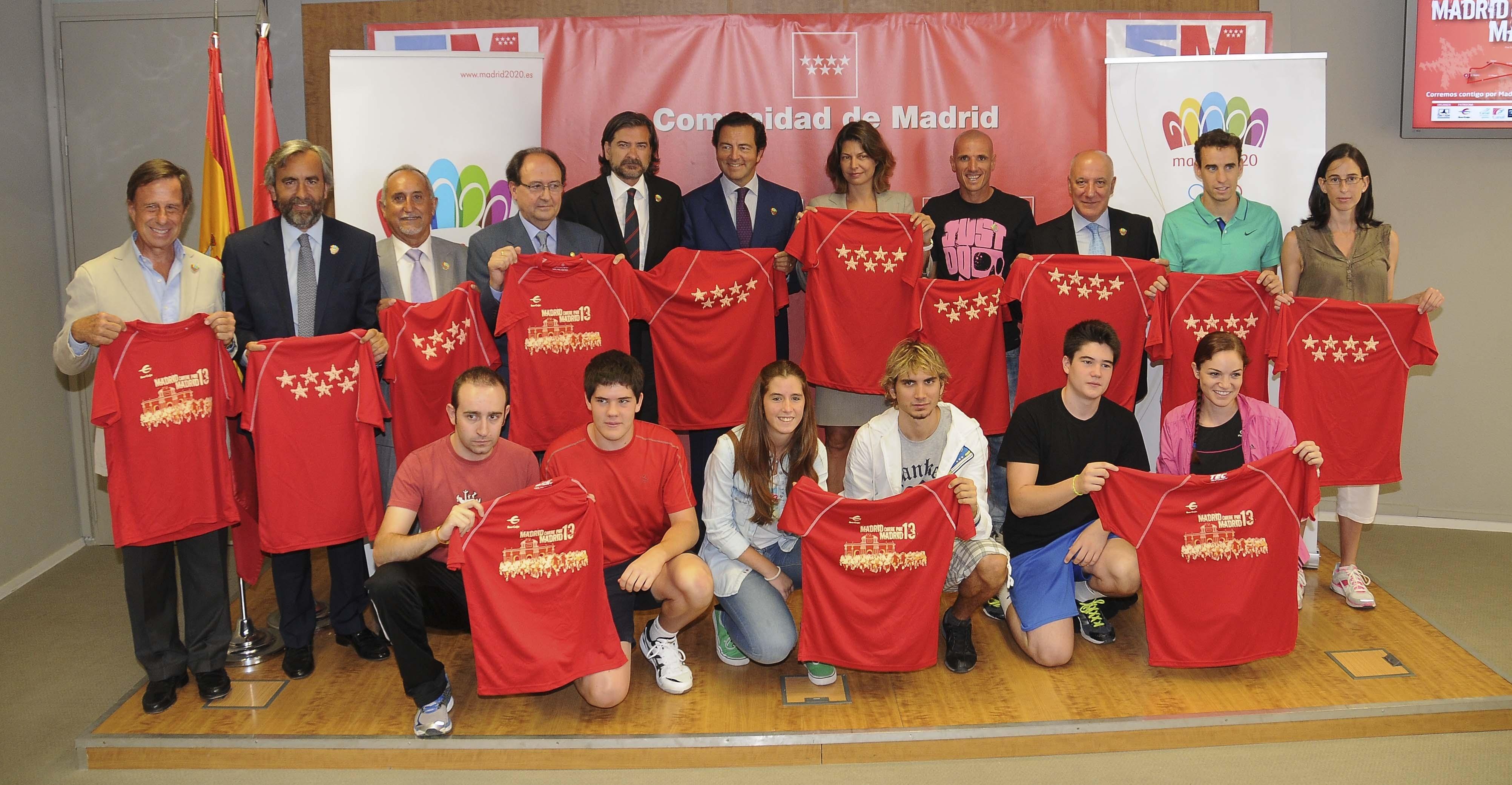 La VI edición de »Madrid corre por Madrid» será la primera gran carrera popular tras la elección del COI
