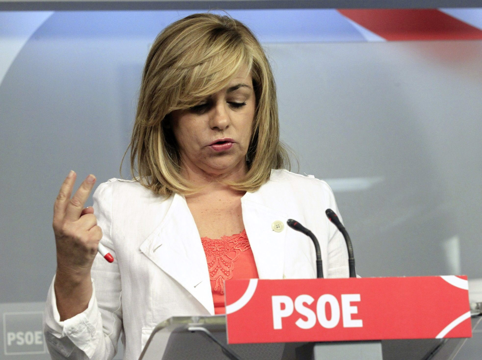 El PSOE presentará una proposición en el Congreso  para condenar al régimen sirio