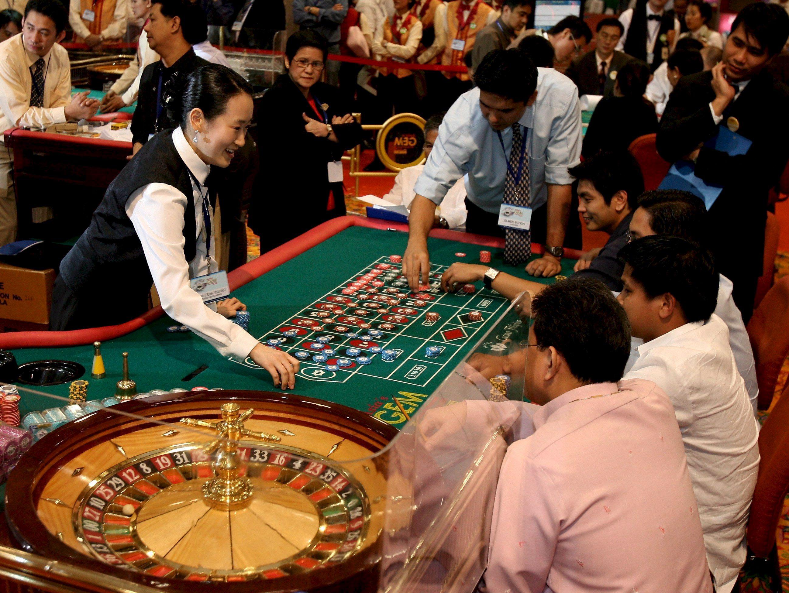 Las Vegas Sands paga 35 millones en EE.UU para evitar un juicio de blanqueo de dinero
