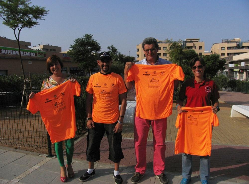 Unos 200 voluntarios ayudarán al discurrir de la Vuelta Ciclista por Mairena del Aljarafe y San Juan