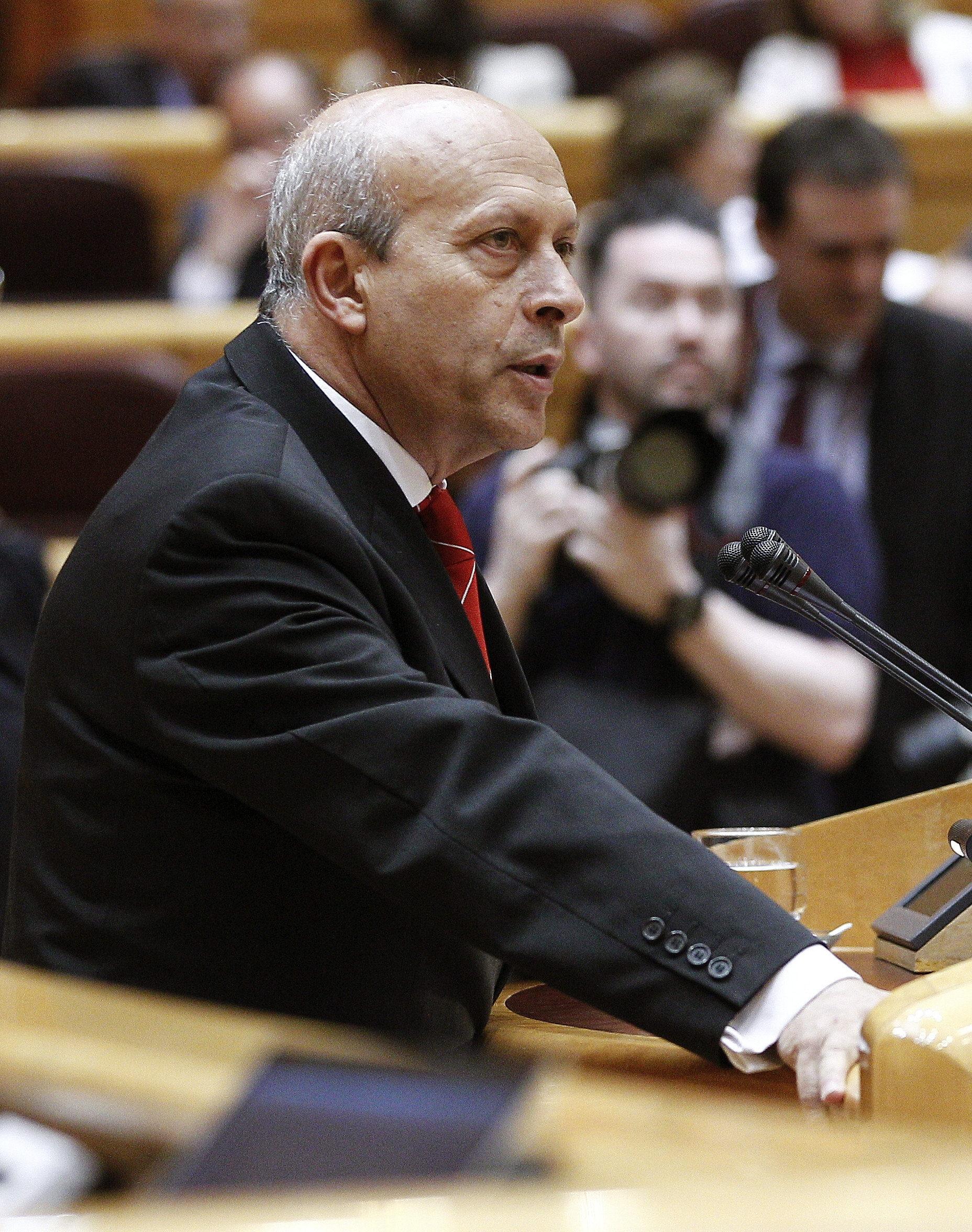 Wert defiende hoy en el Congreso el decreto de becas frente a las críticas
