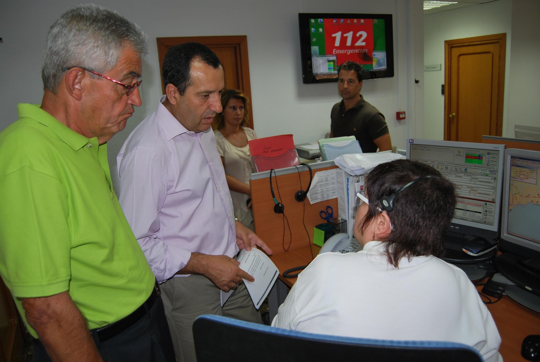 El 112 atiende 198 llamadas por incidencias durante la Feria, un 27% menos que en 2012