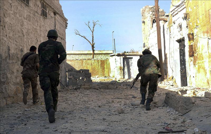 EEUU tiene identificados unos 50 objetivos para atacar en Siria