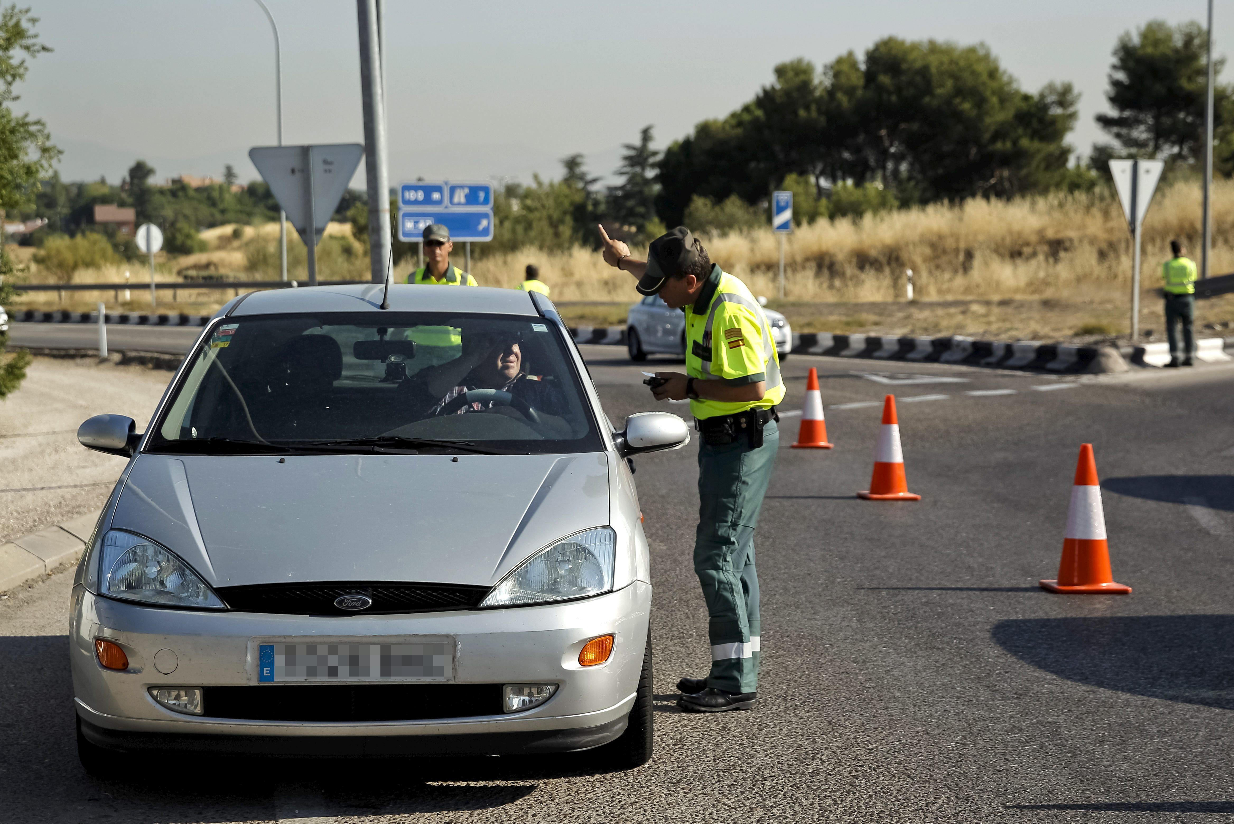 Más de 35.000 conductores denunciados por exceso de velocidad en siete días