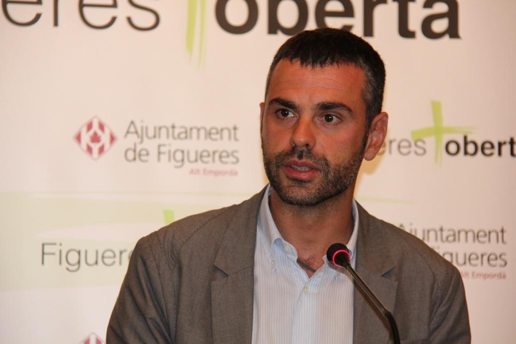 El conseller Santi Vila asistirá a la cadena humana a su paso por Figueres