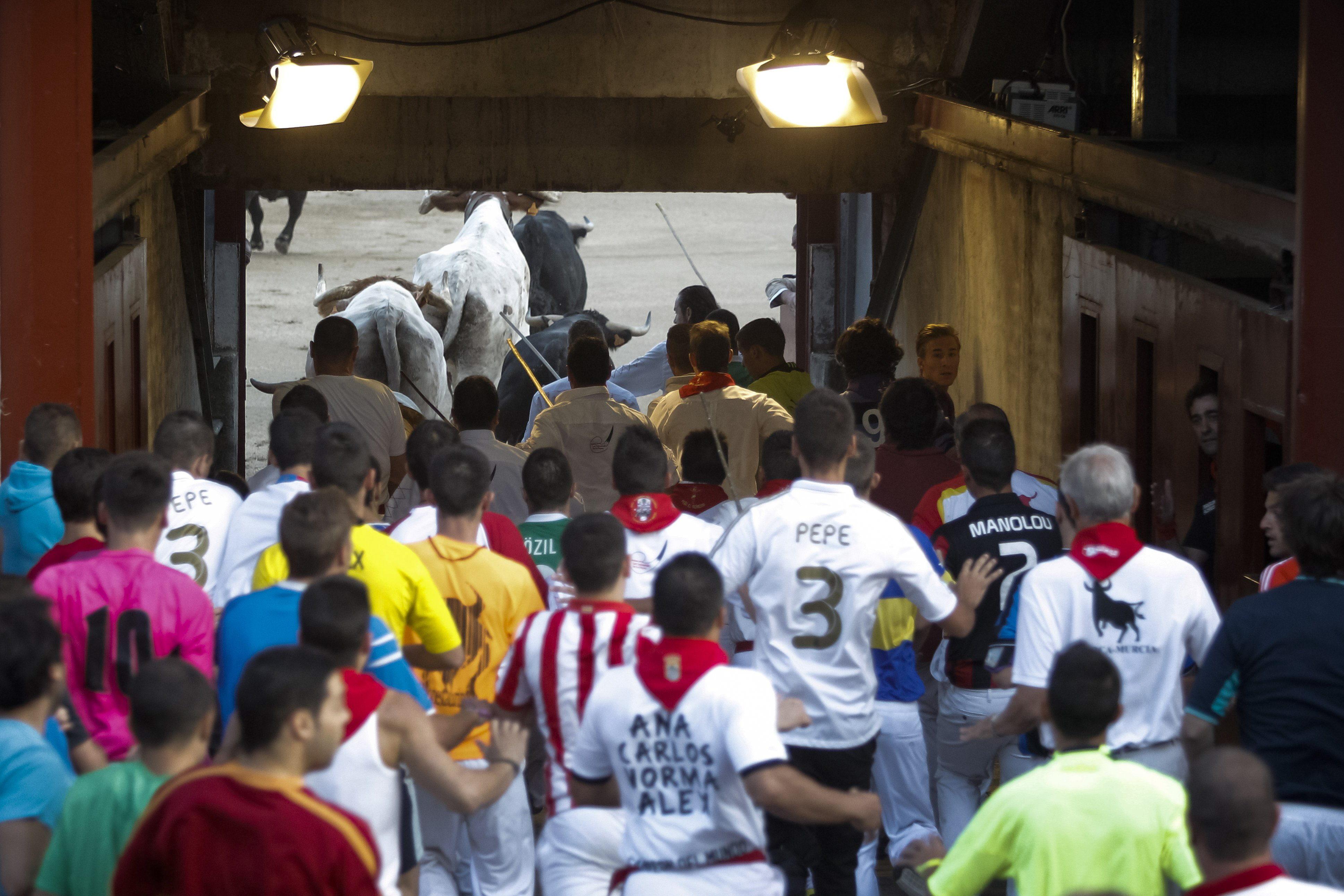 Seis contusionados en el segundo encierro de San Sebastián de los Reyes