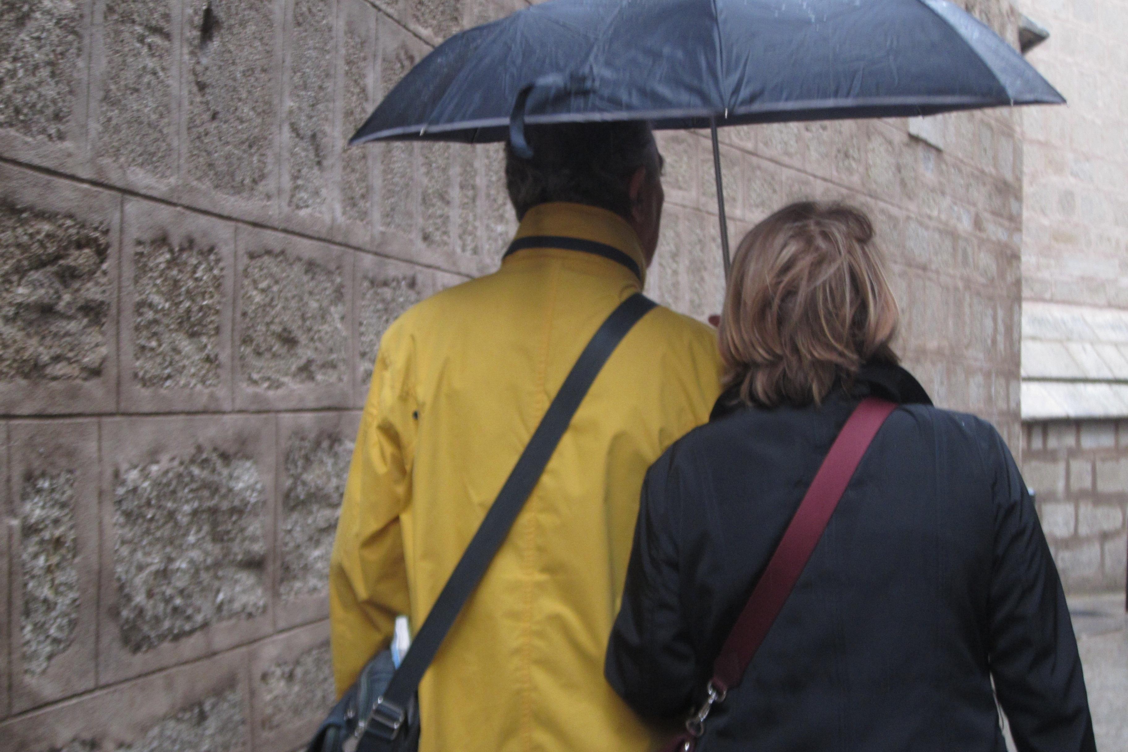 Las cinco provincias de Castilla-La Mancha estarán en alerta por lluvias este miércoles