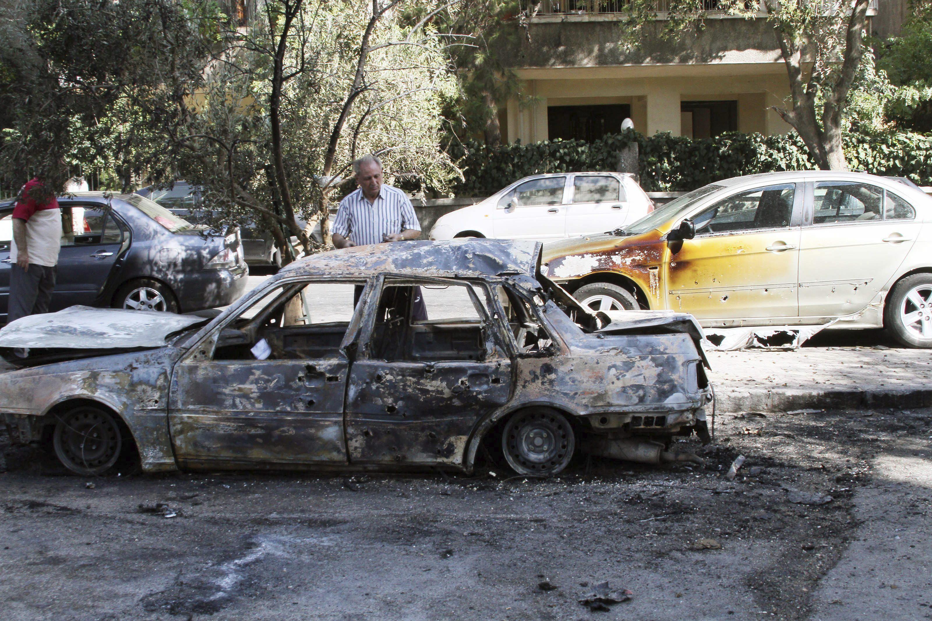 La inteligencia de EEUU escuchó conversaciones del ejército sirio horas después del ataque químico