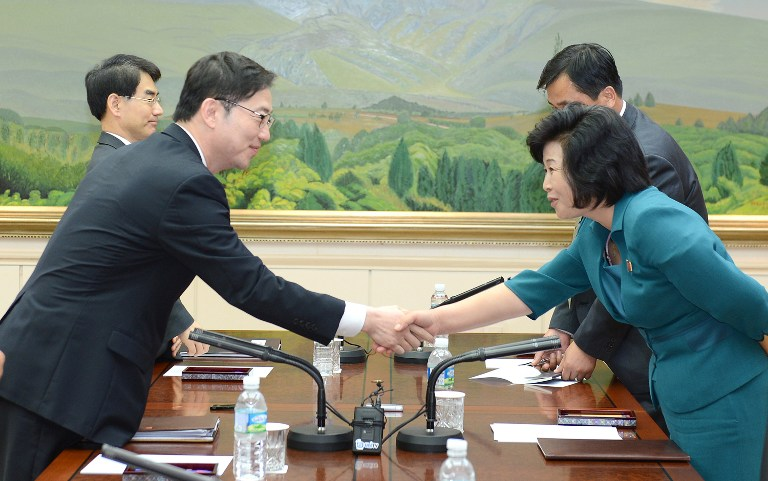 Las Coreas podrían reunirse para acordar la reanudación de las visitas a Kumgang