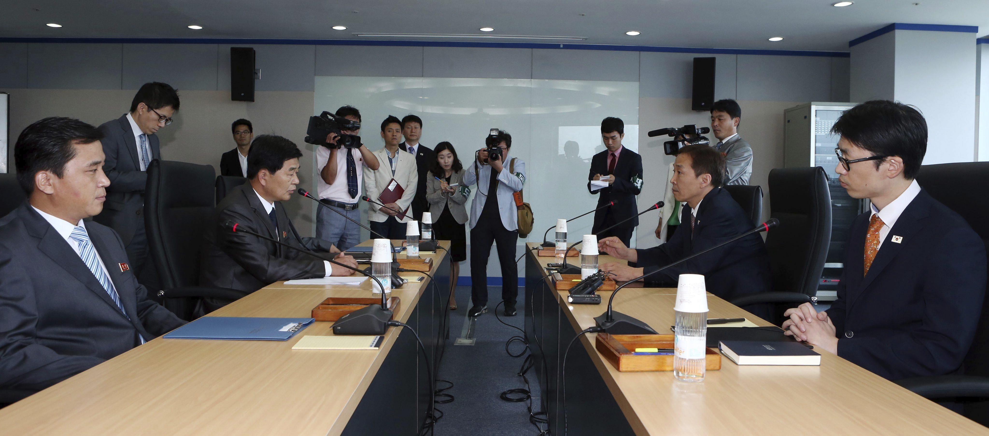 Corea del Norte no quiere retrasar el diálogo sobre las visitas al monte Kumgang