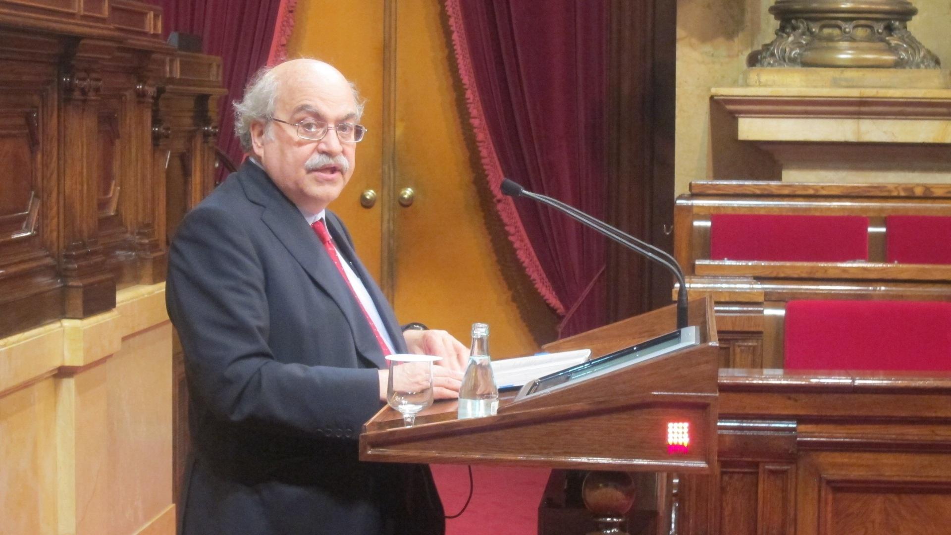 El Govern detalla el recorte de 2.000 millones de euros de la prórroga presupuestaria