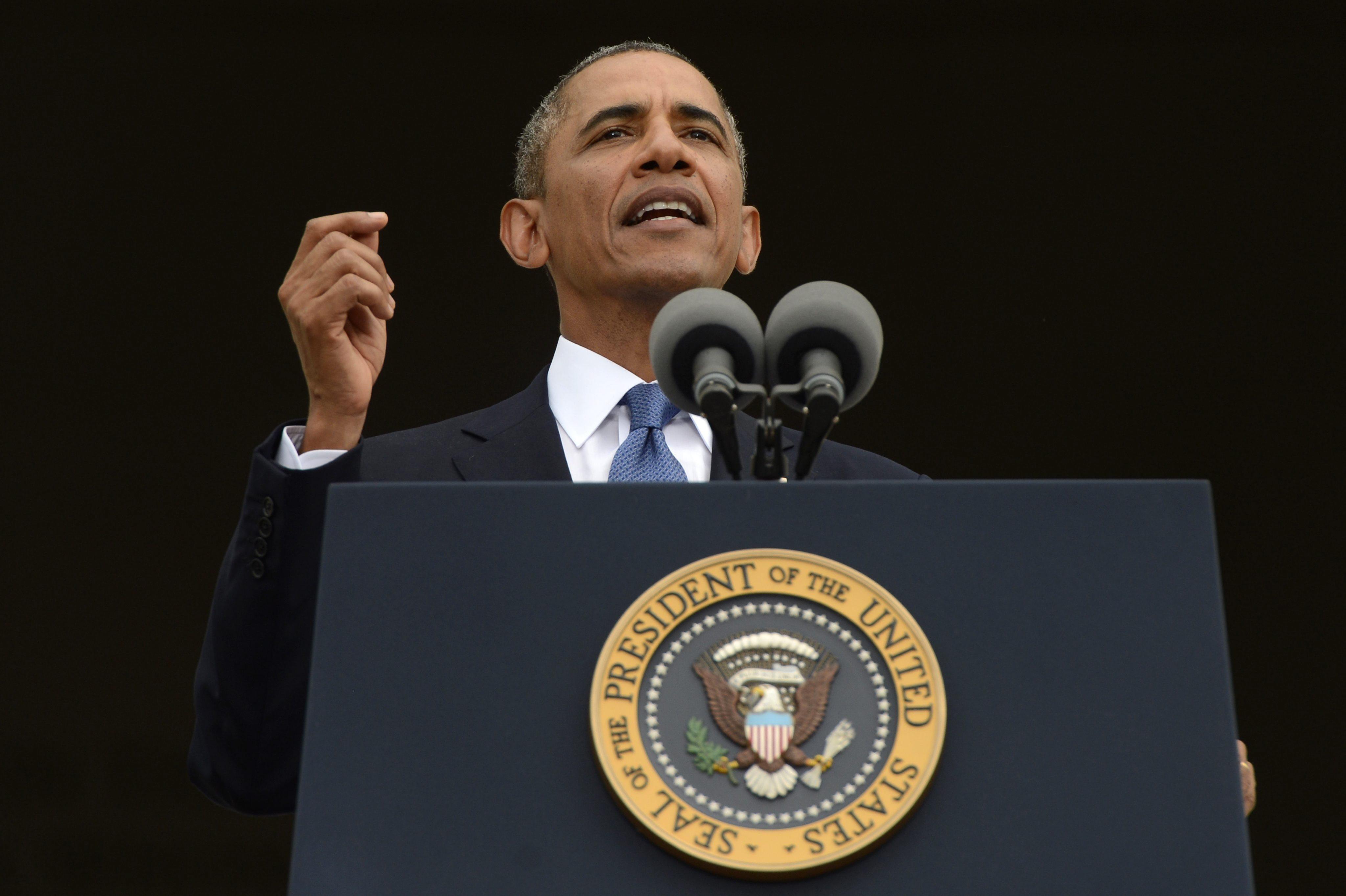 Obama aclara que «todavía» no ha tomado ninguna decisión sobre un eventual ataque contra Siria