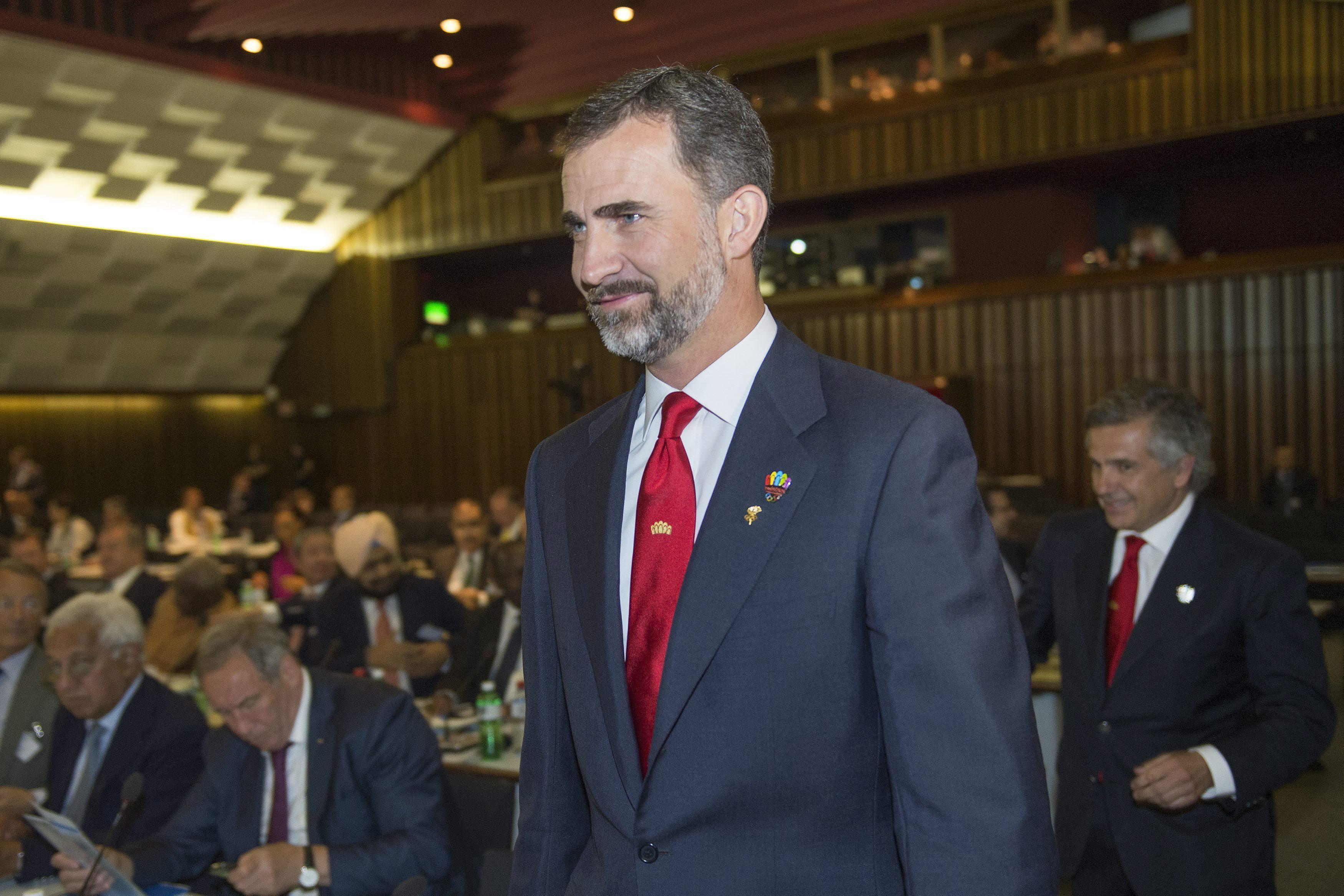 El Príncipe viaja el lunes a Buenos Aires para la elección olímpica