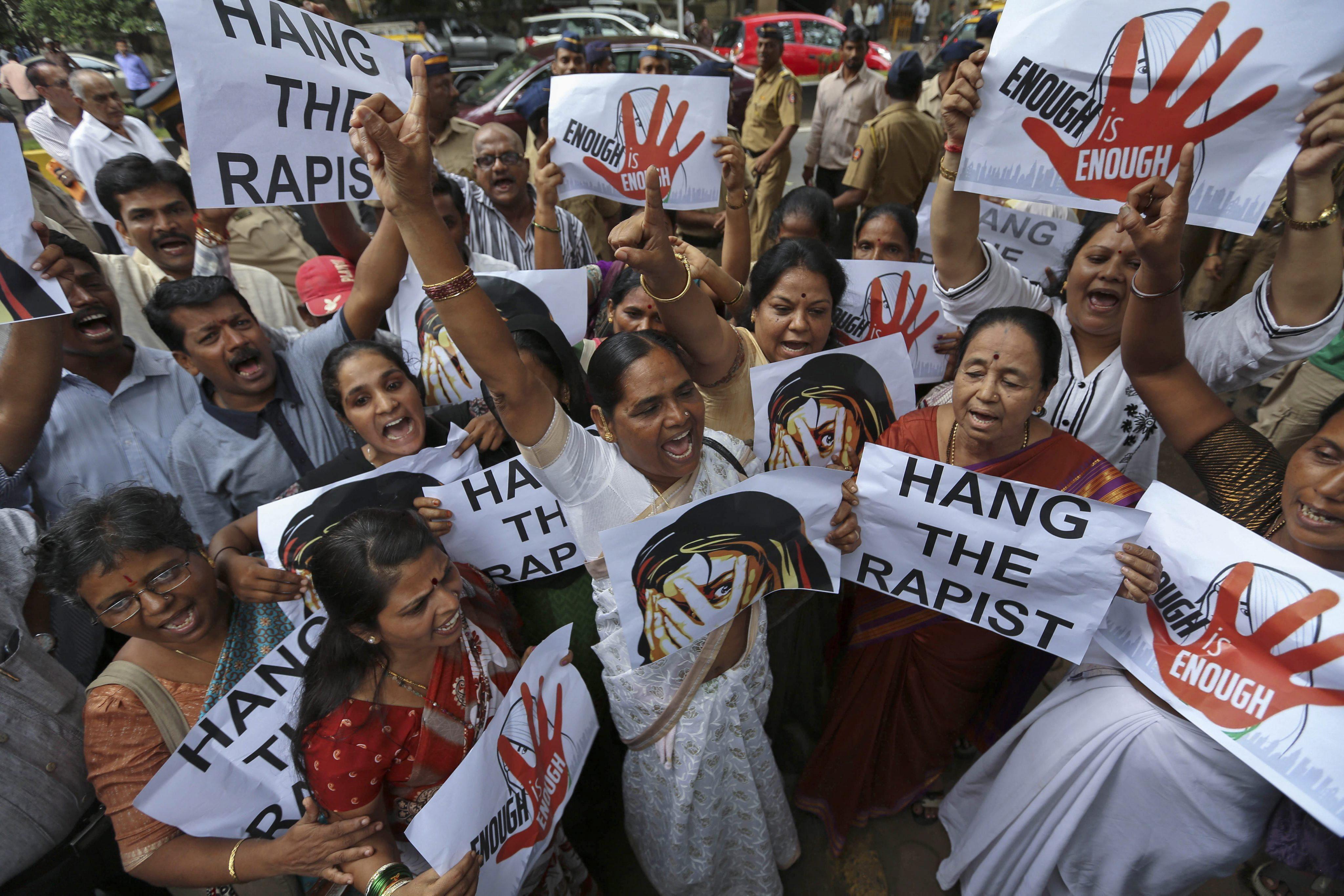 Los violadores en la India no reducirán sentencia casándose con sus víctimas