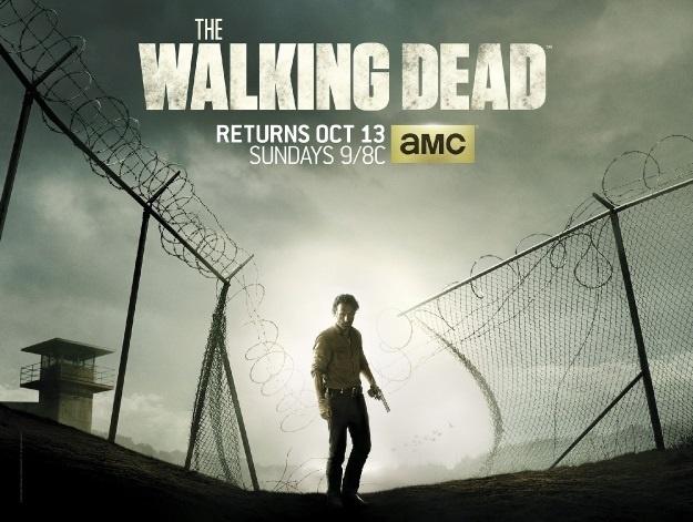 »The Walking Dead»: Póster de la cuarta temporada y… ¡Curso universitario!