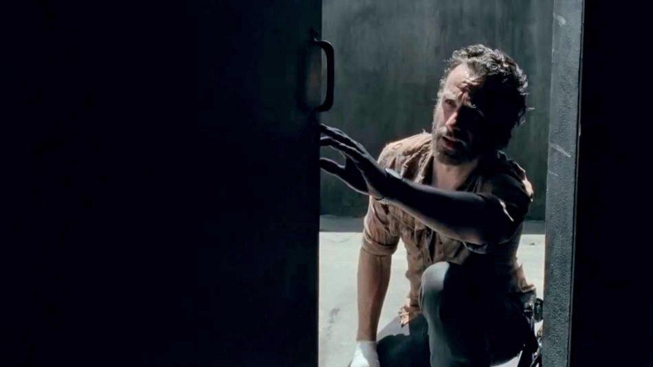 Un grito desesperado de ayuda en la nueva promo de »The Walking Dead»