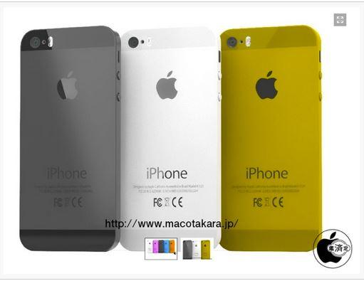 Faltan unas horas para conocer el nuevo iPhone 5s y iPhone 5c, la versión low cost del teléfono
