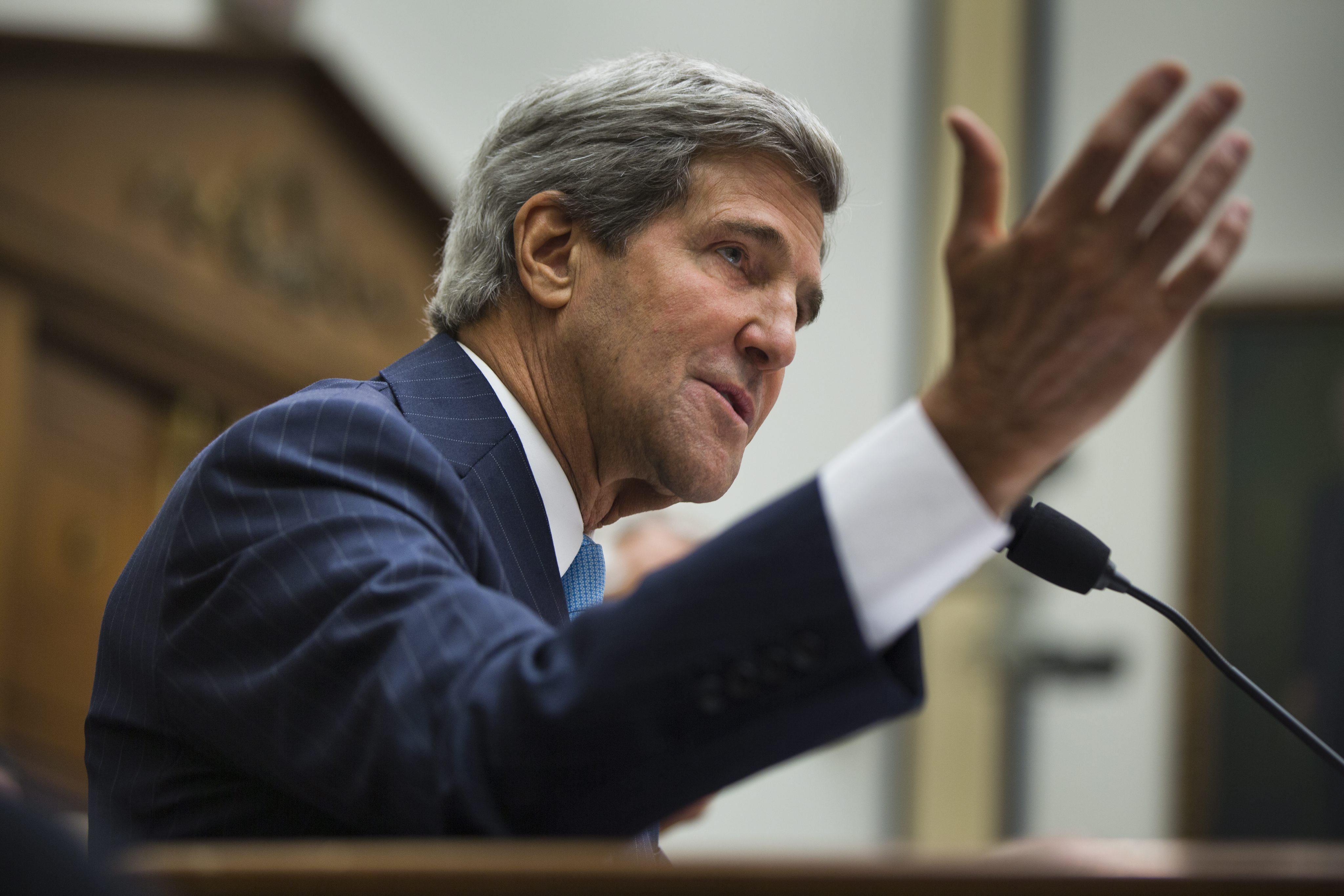 Kerry pide a Rusia un plan vinculante y con consecuencias si Siria no cumple